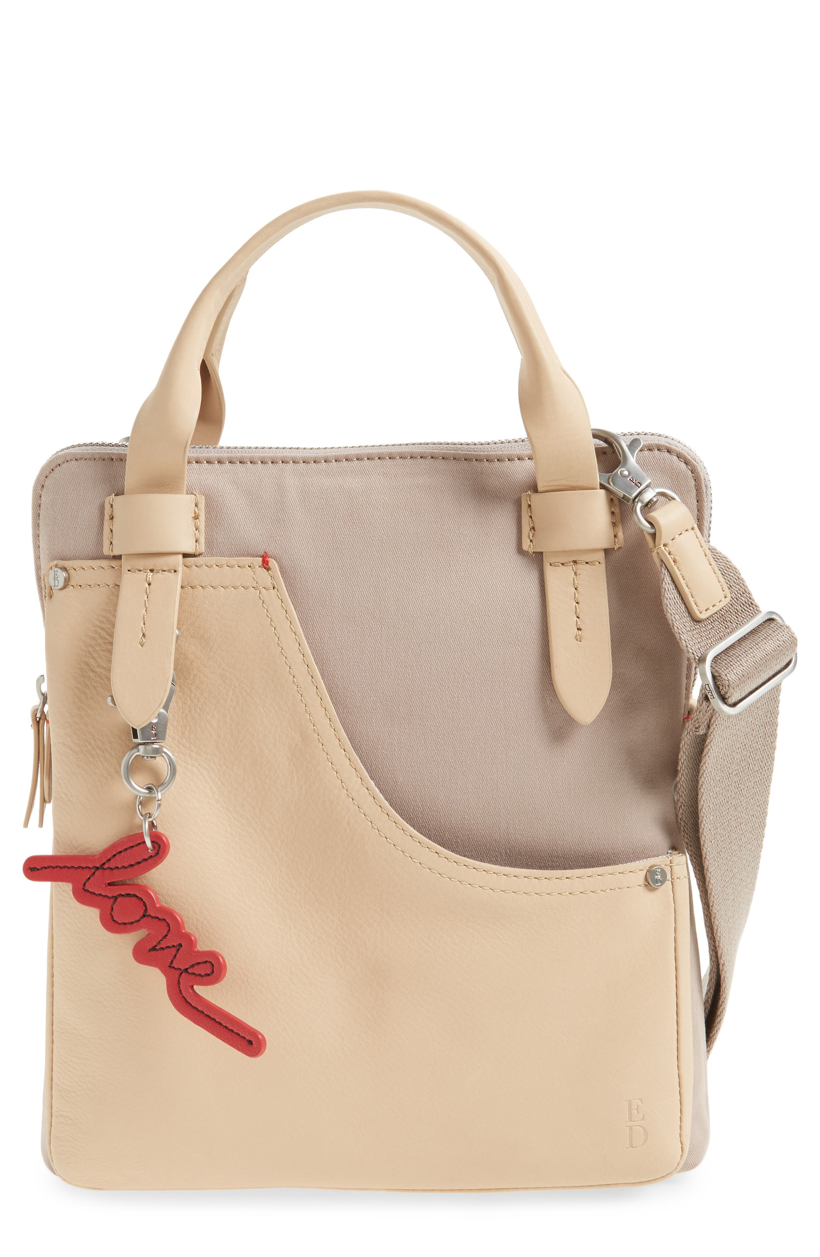 ED Ellen Degeneres Carml Crossbody Bag