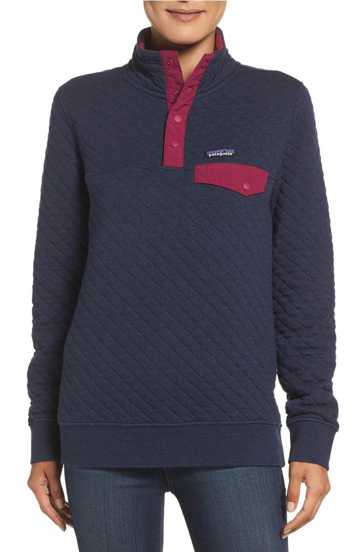 Patagonia Quilted Pullover Nordstrom