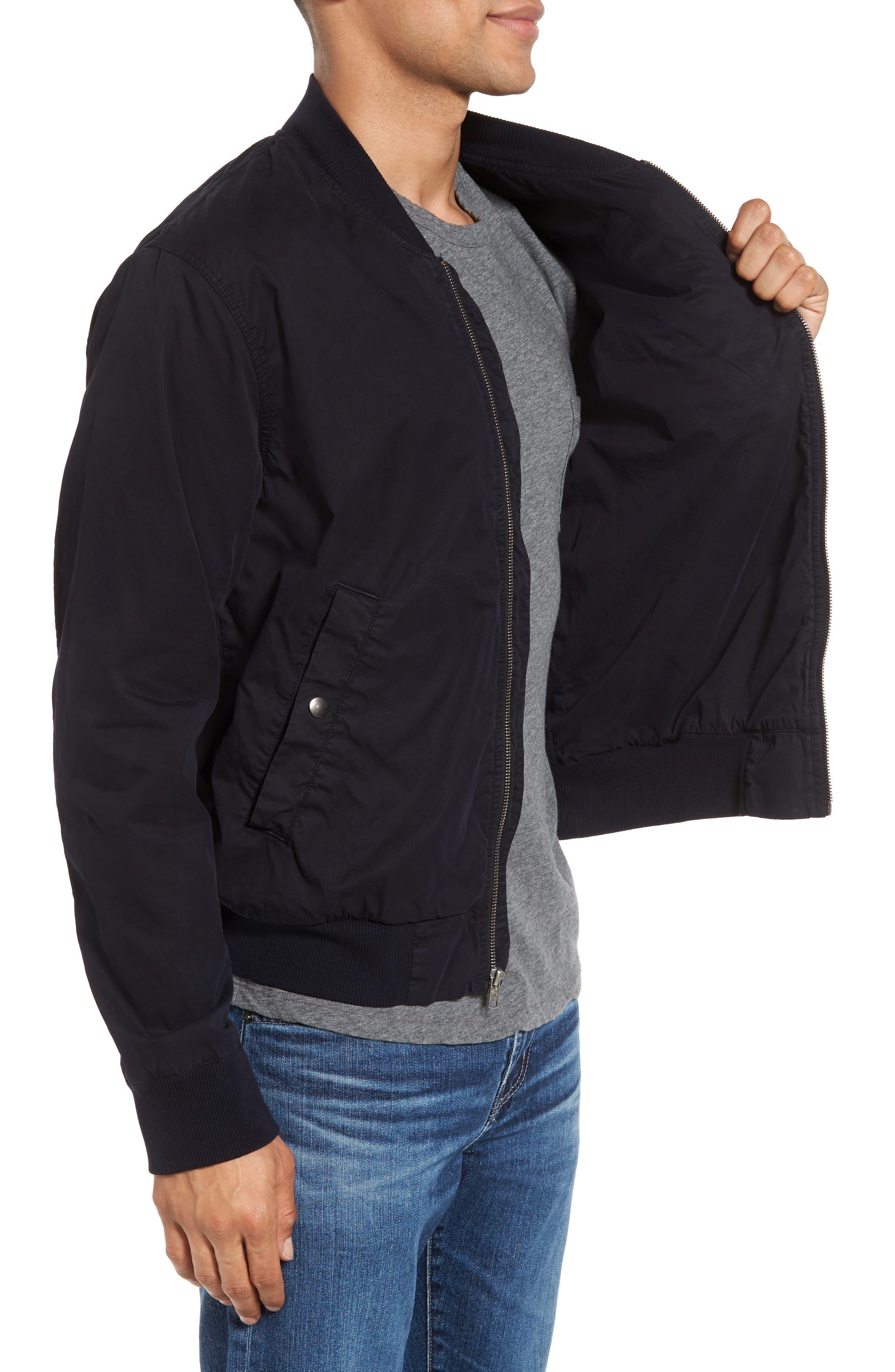 Alternate Image 3  - James Perse Cotton Bomber Jacket