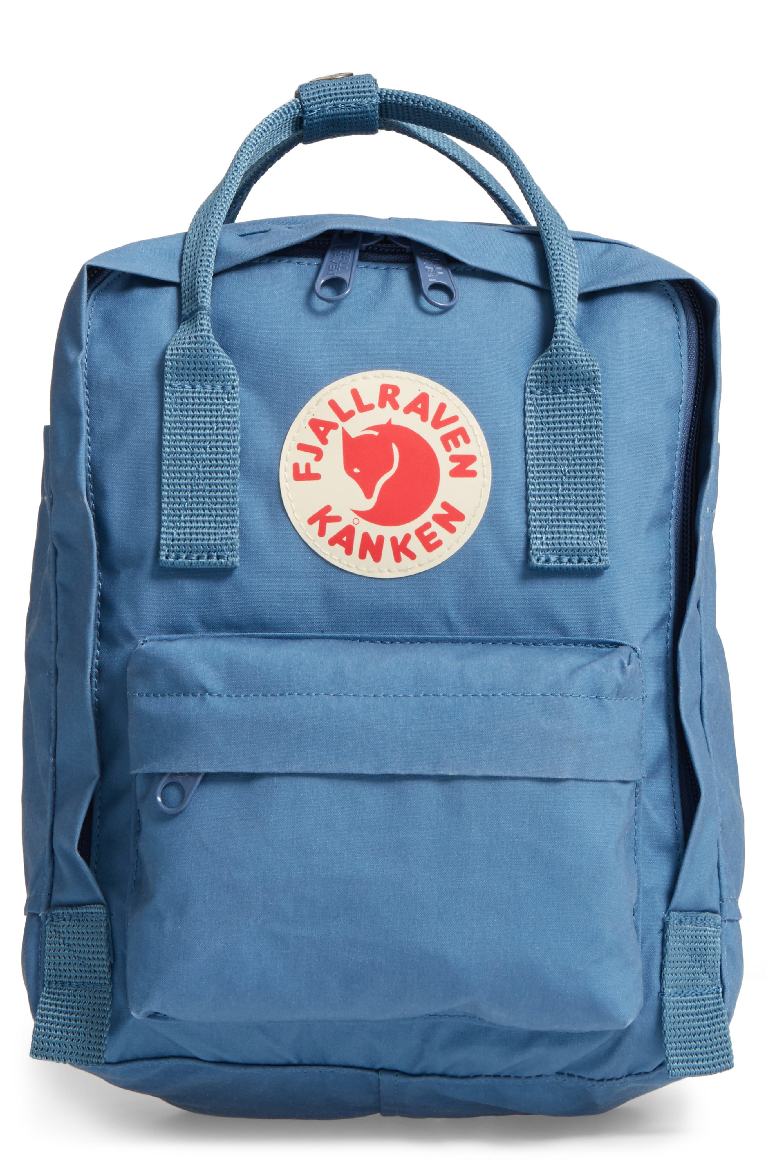 Fjällräven 'Mini Kånken' Water Resistant Backpack