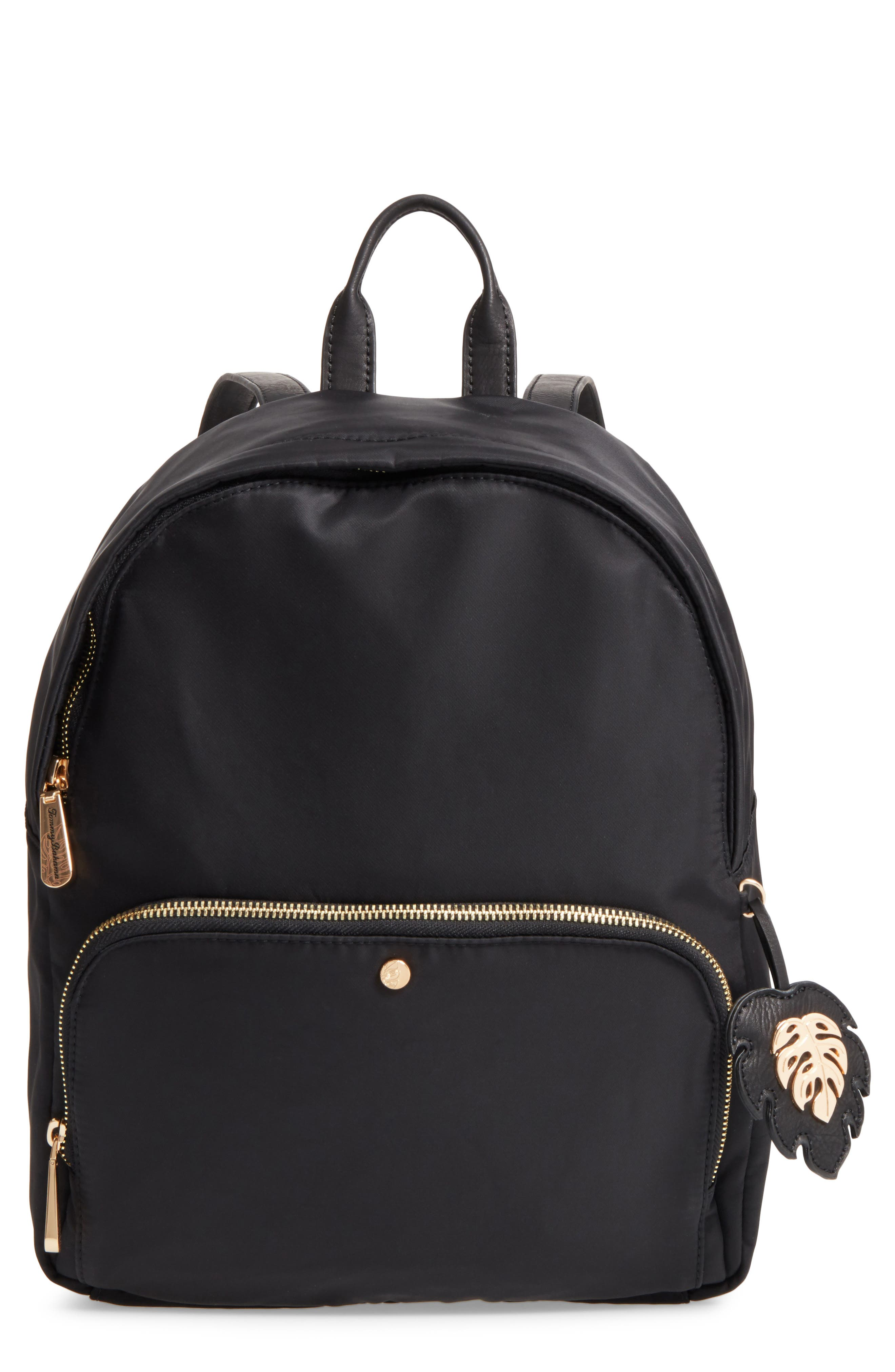 SIESTA KEY BACKPACK - BLACK