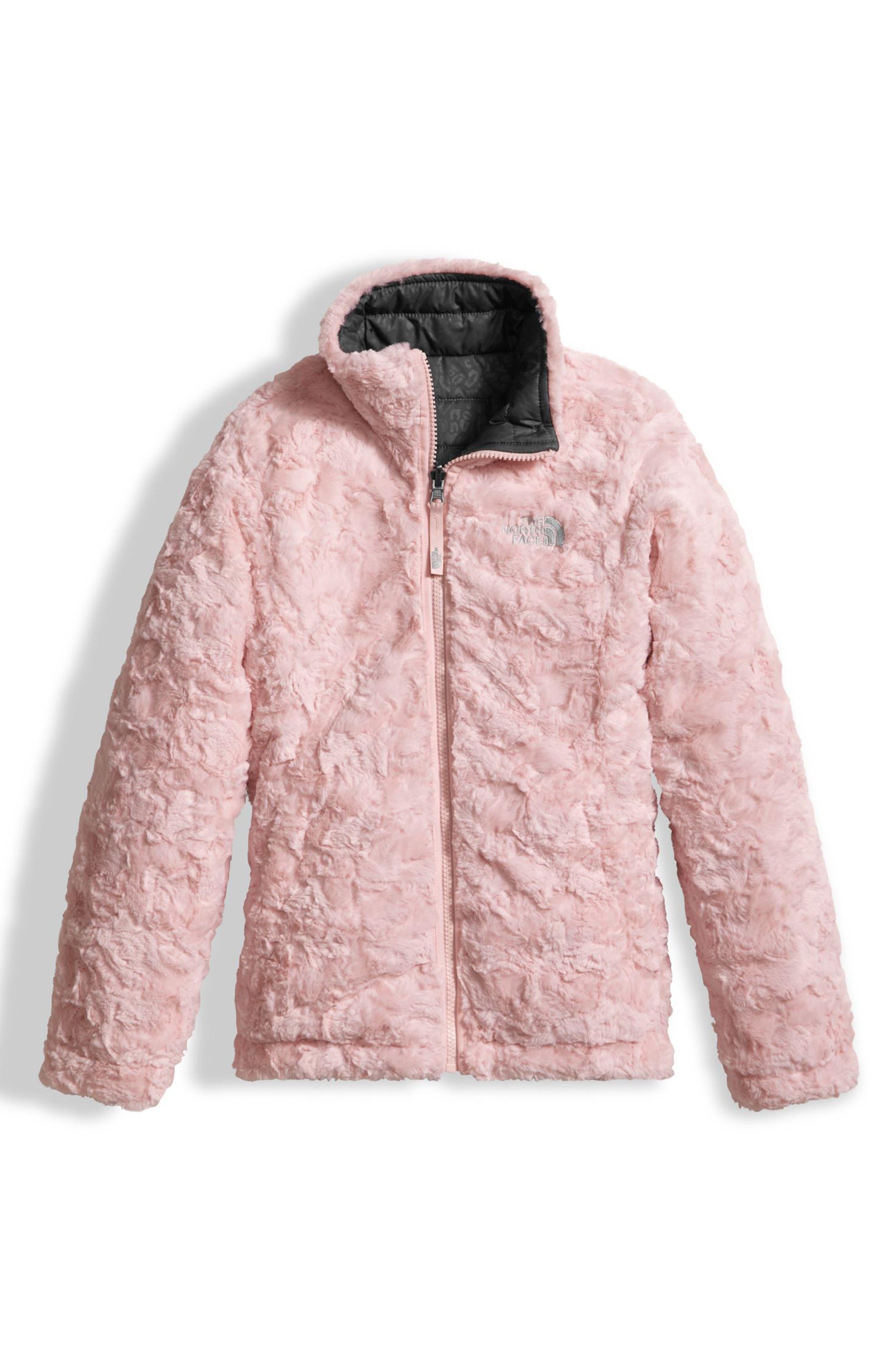 Mossbud Reversible Heatseeker<sup>™</sup> Wind Resistant Jacket,                             Alternate thumbnail 2, color,                             Graphite Grey