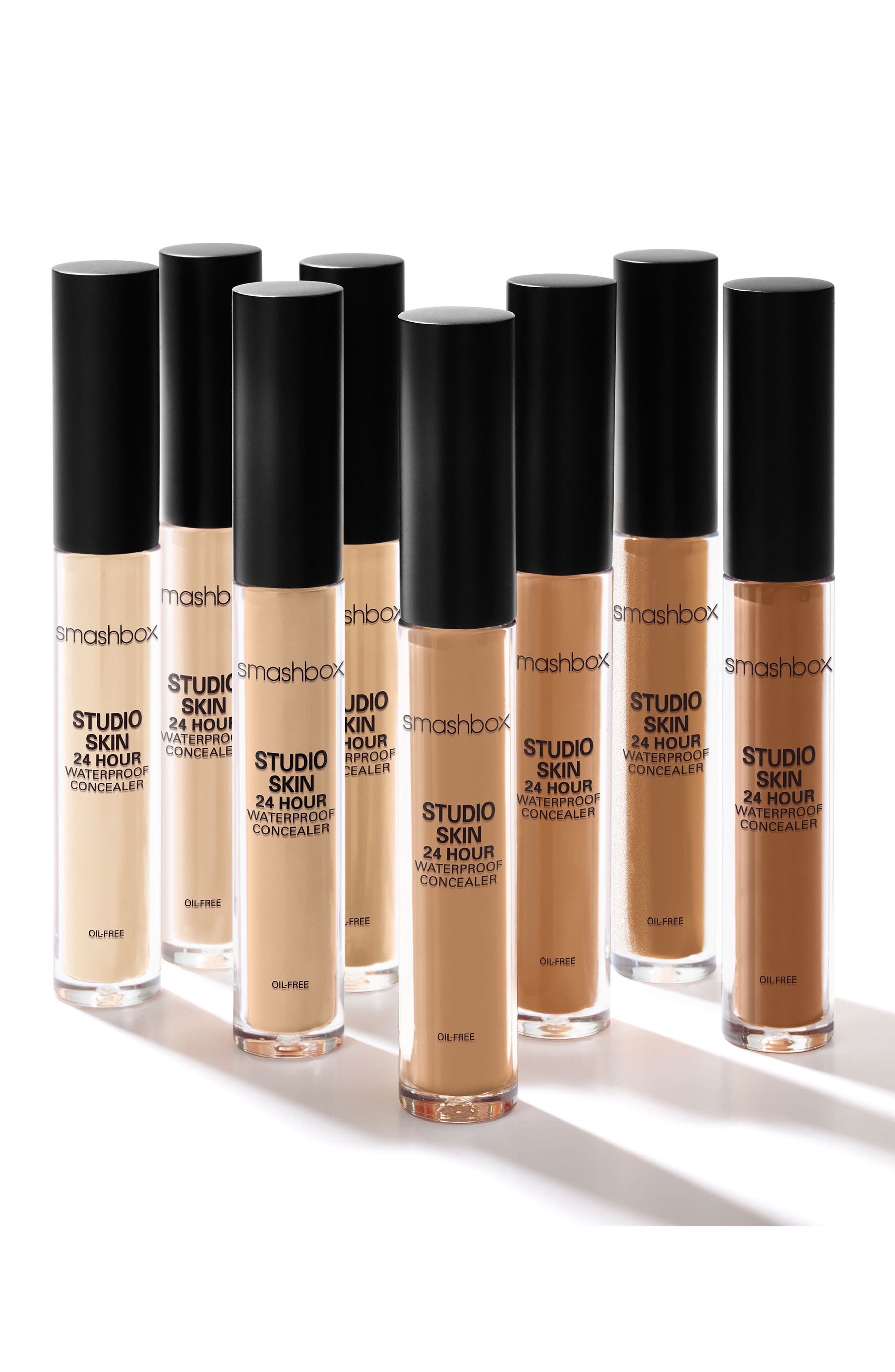 Alternate Image 4  - Smashbox Studio Skin 24-Hour Wear Waterproof Concealer