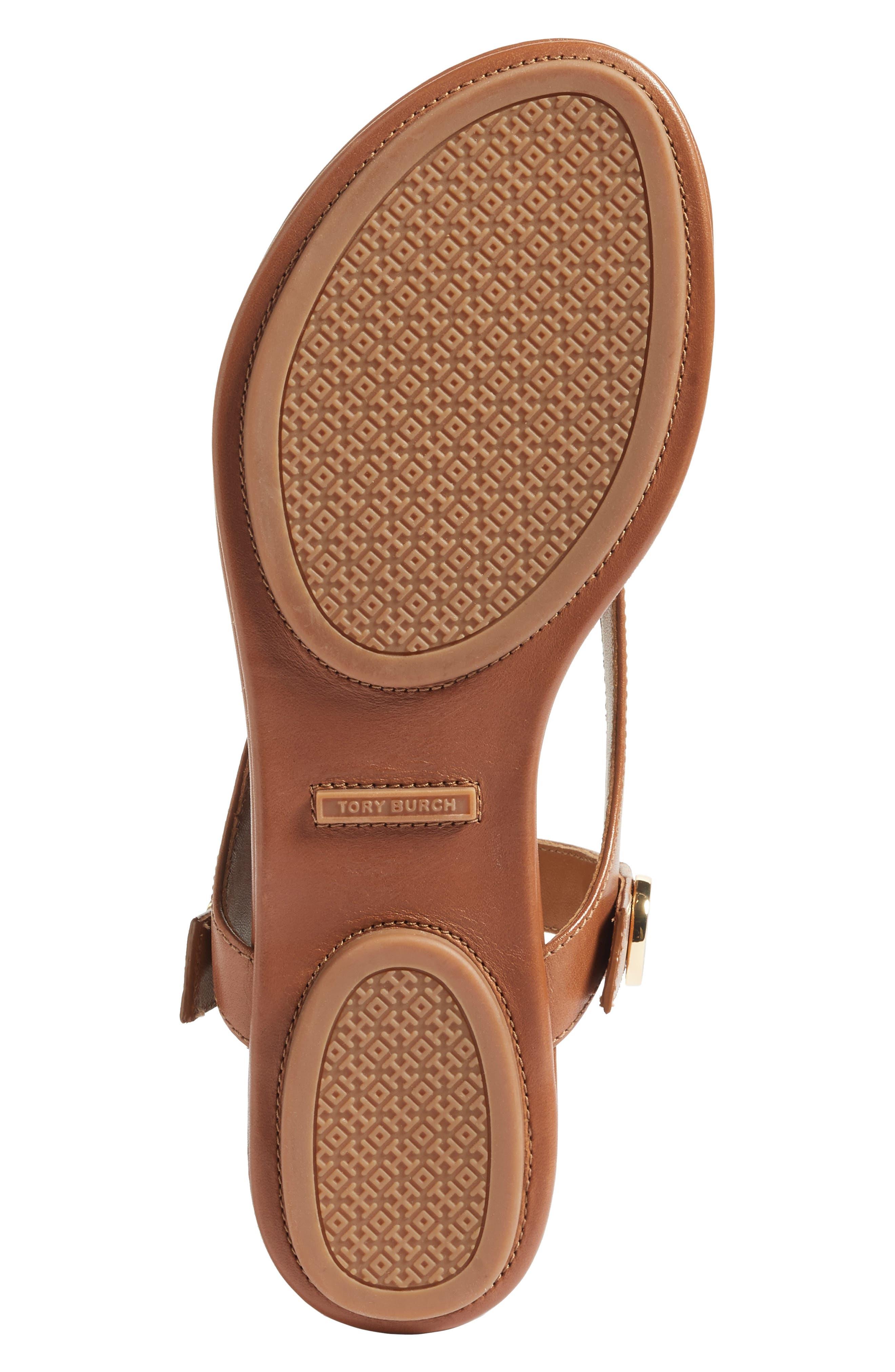 Alternate Image 7  - Tory Burch Minnie Travel Thong Sandal (Women)