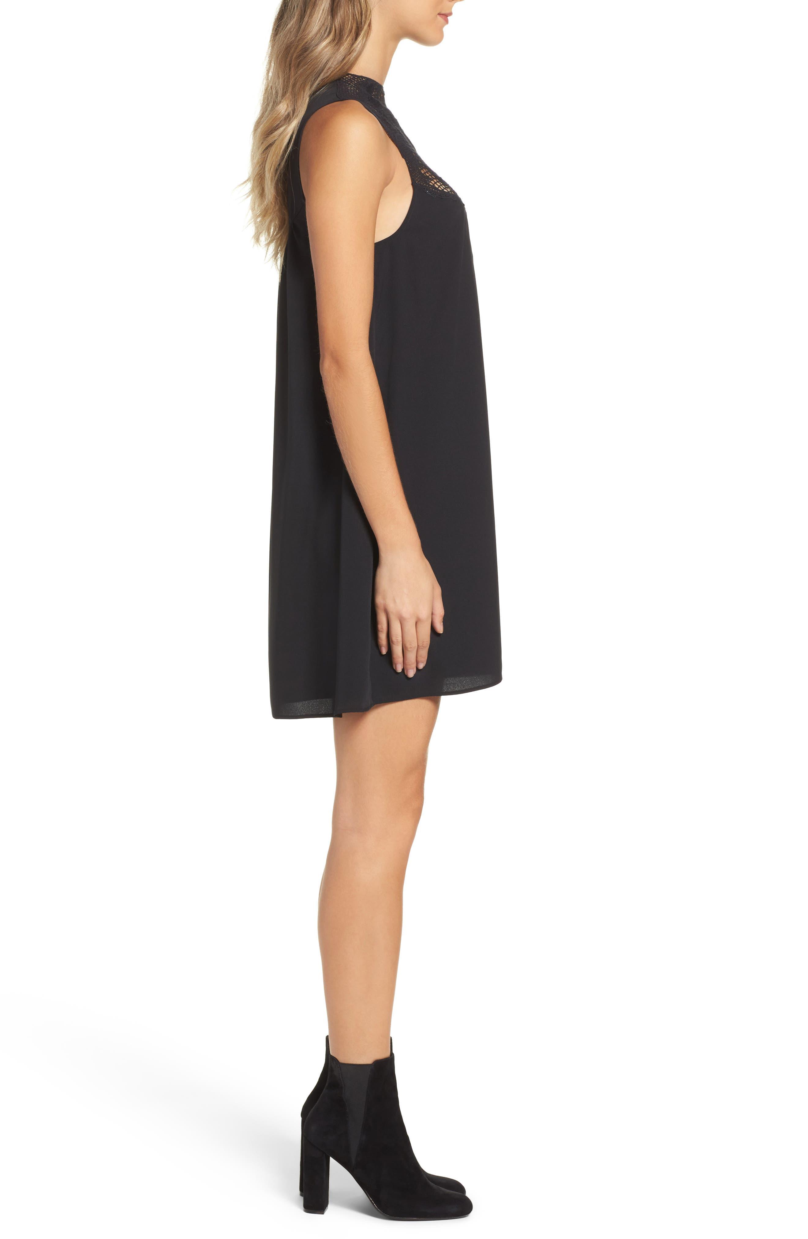 Alternate Image 3  - Chelsea28 Swing Dress