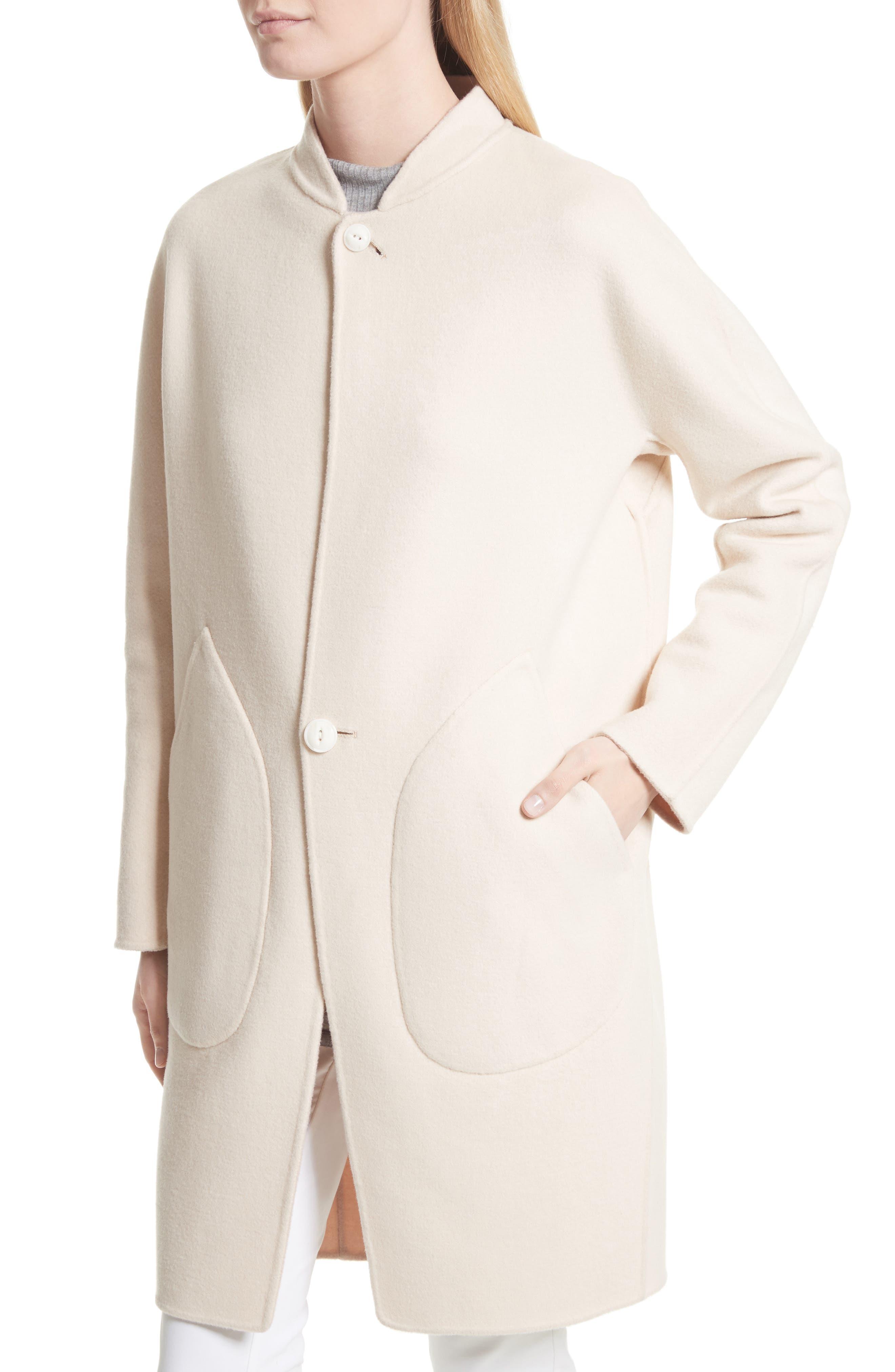 Alternate Image 5  - rag & bone Darwen Reversible Wool & Cashmere Coat