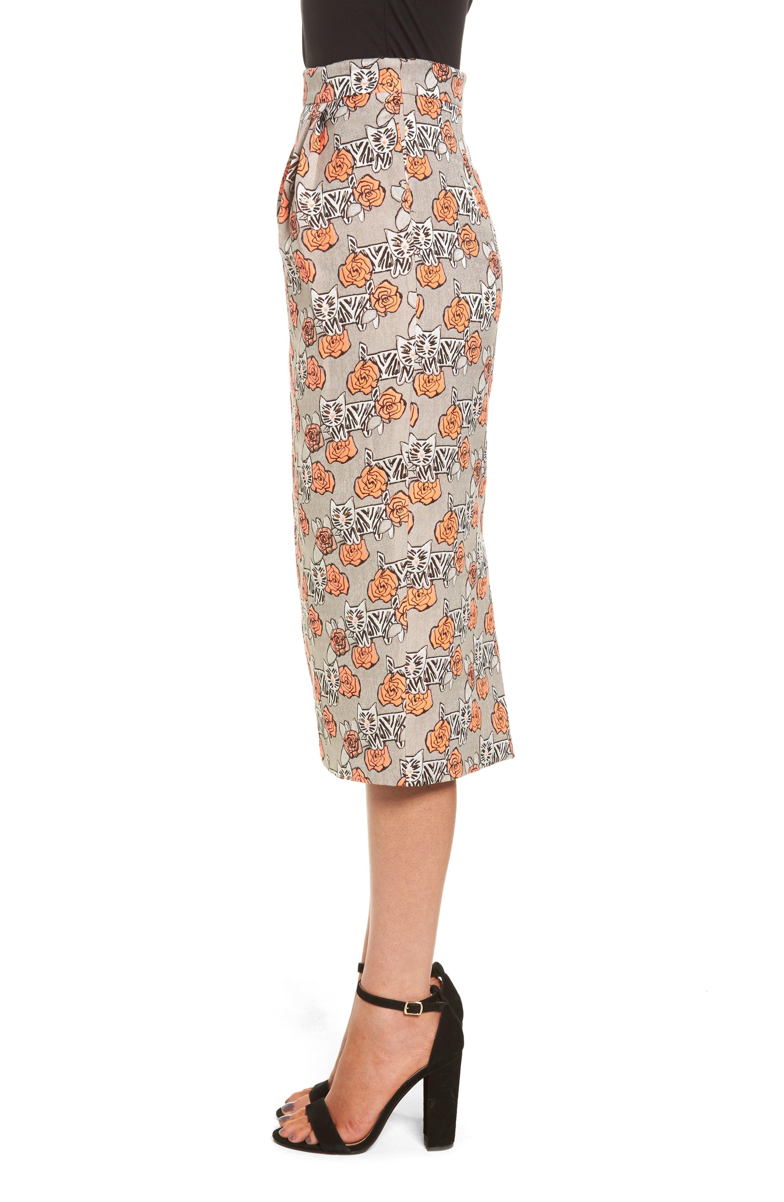Alternate Image 3  - Paul & Joe Sister Beauty Midi Skirt