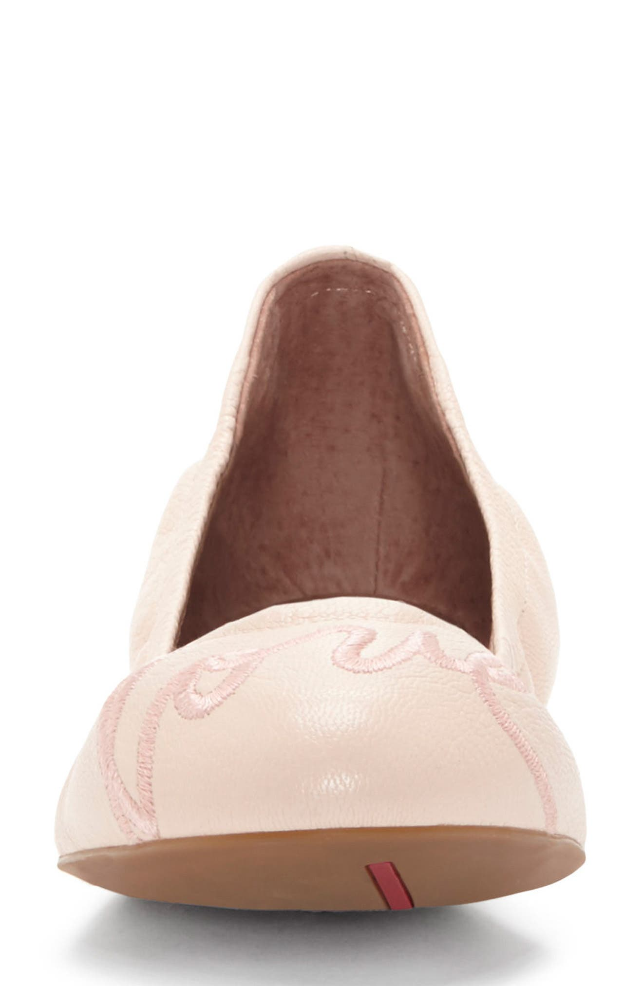 Alternate Image 5  - ED Ellen DeGeneres 'Langston' Ballet Flat (Women)