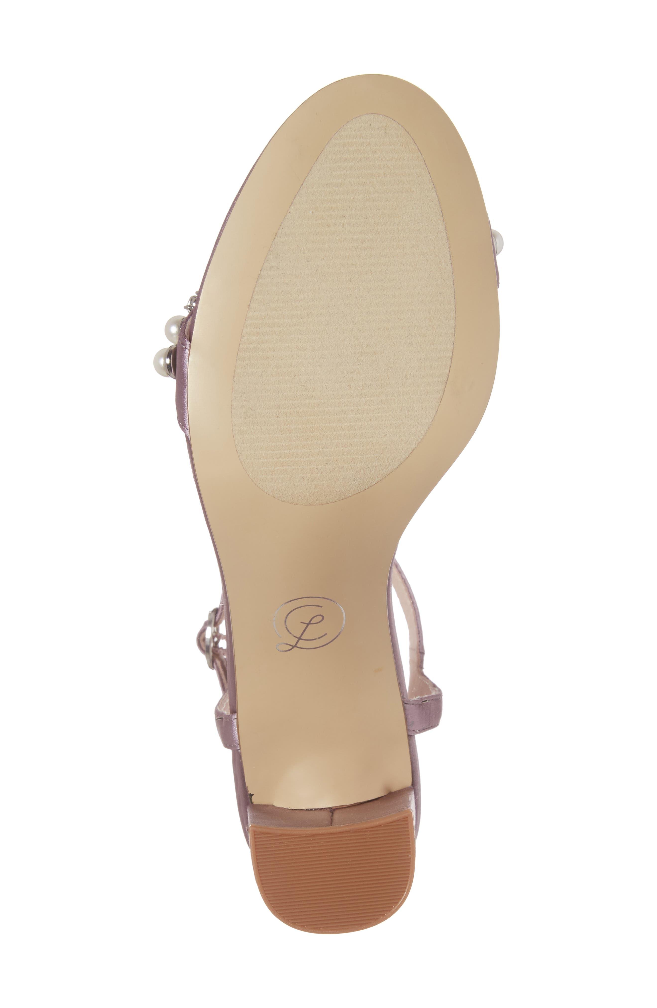 Alternate Image 6  - Chinese Laundry Rosetta Embellished Sandal (Women)