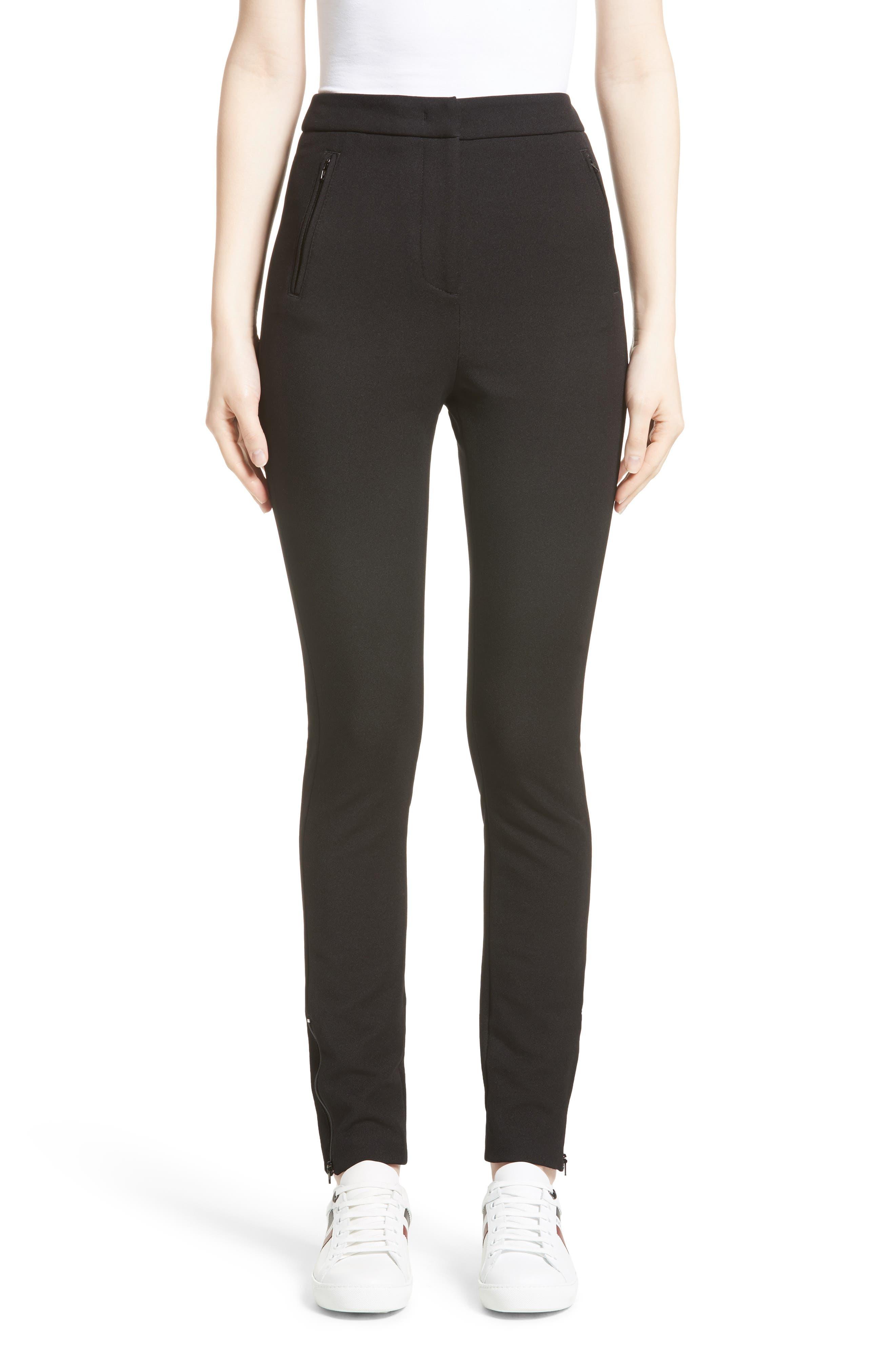 Slim Stretch Pants,                         Main,                         color, Black