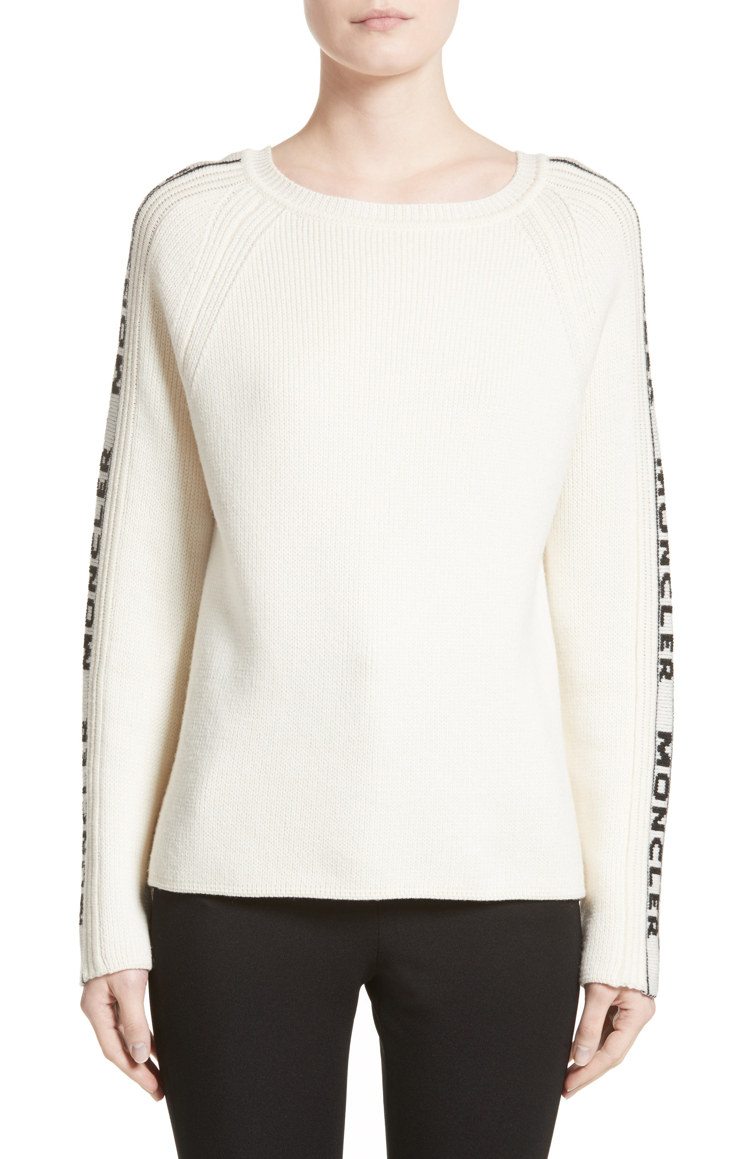 Moncler Collo Wool Sweater