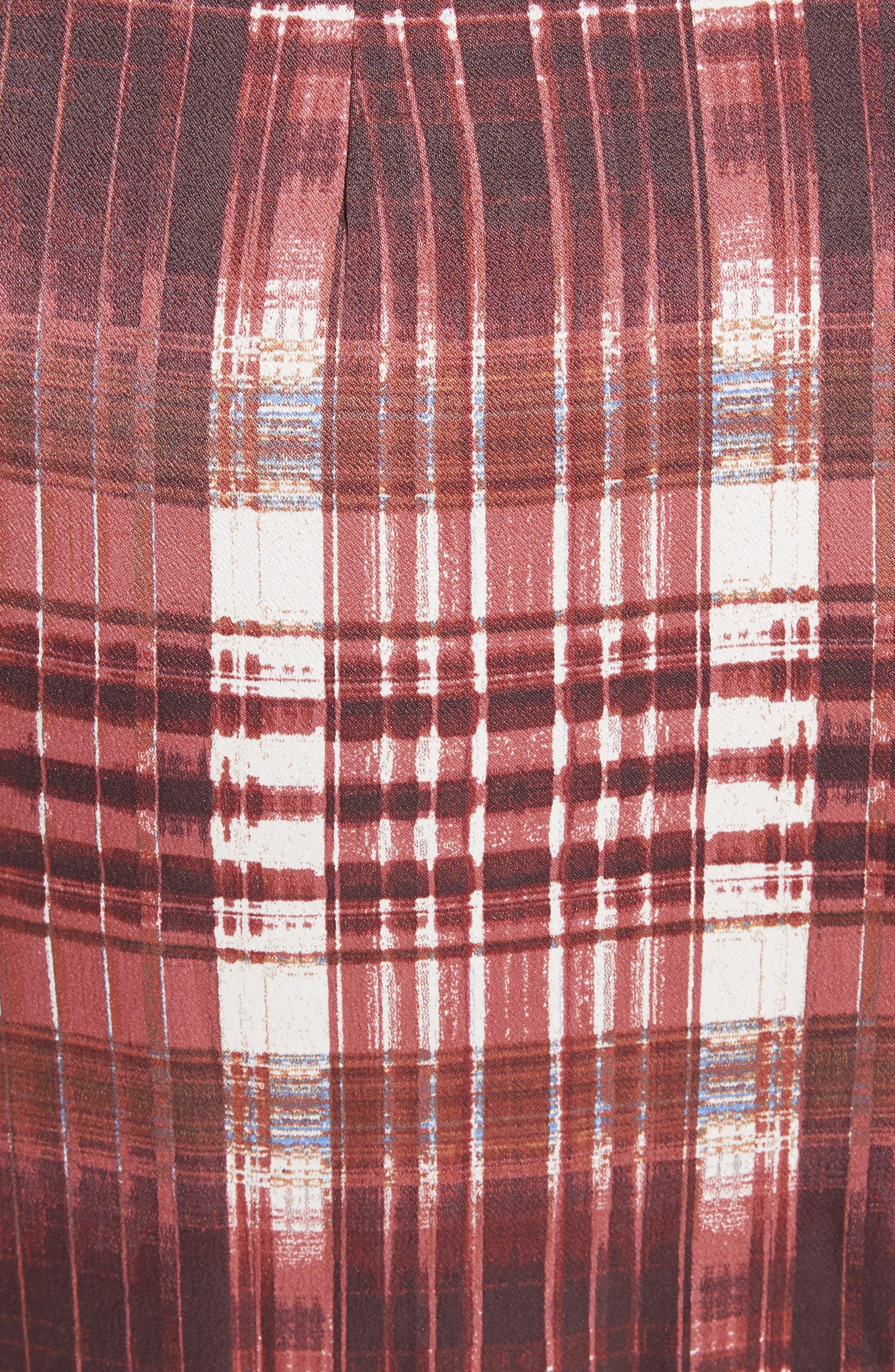 Alternate Image 5  - Free People Season of the Wind Midi Skirt