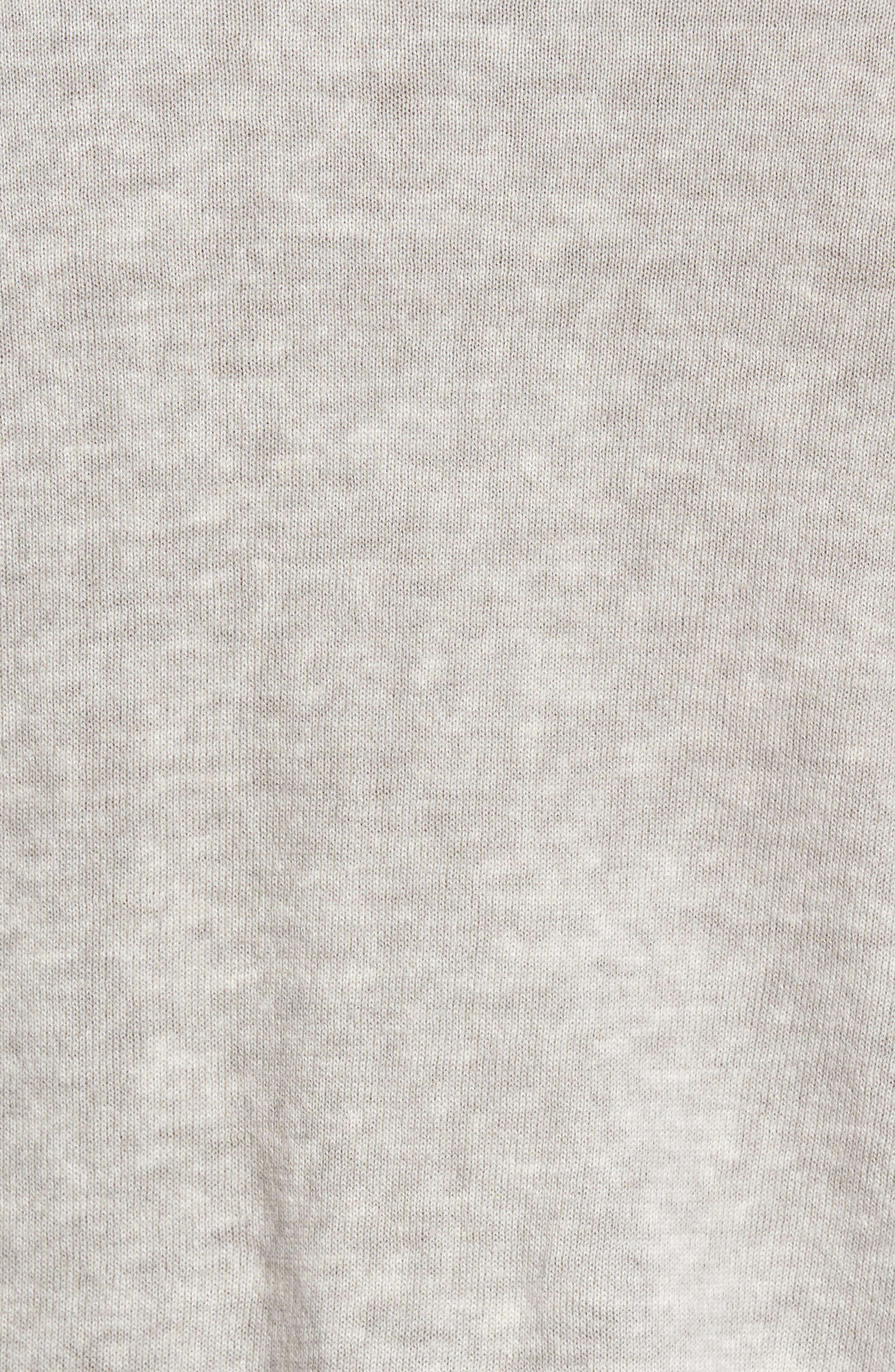 Alternate Image 6  - John Varvatos Star USA Henley Sweater