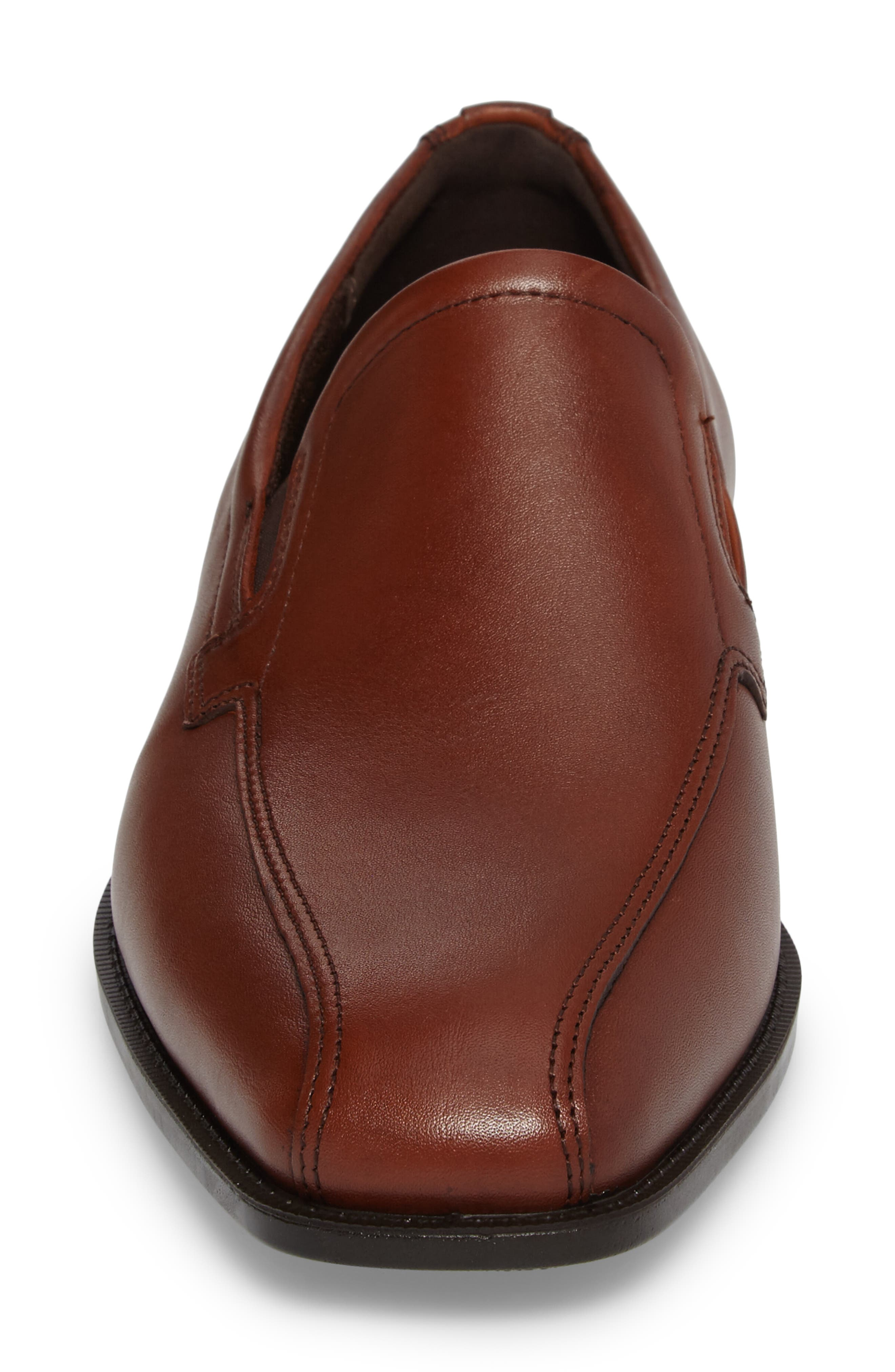 Edinburgh Venetian Loafer,                             Alternate thumbnail 4, color,                             Cognac Leather