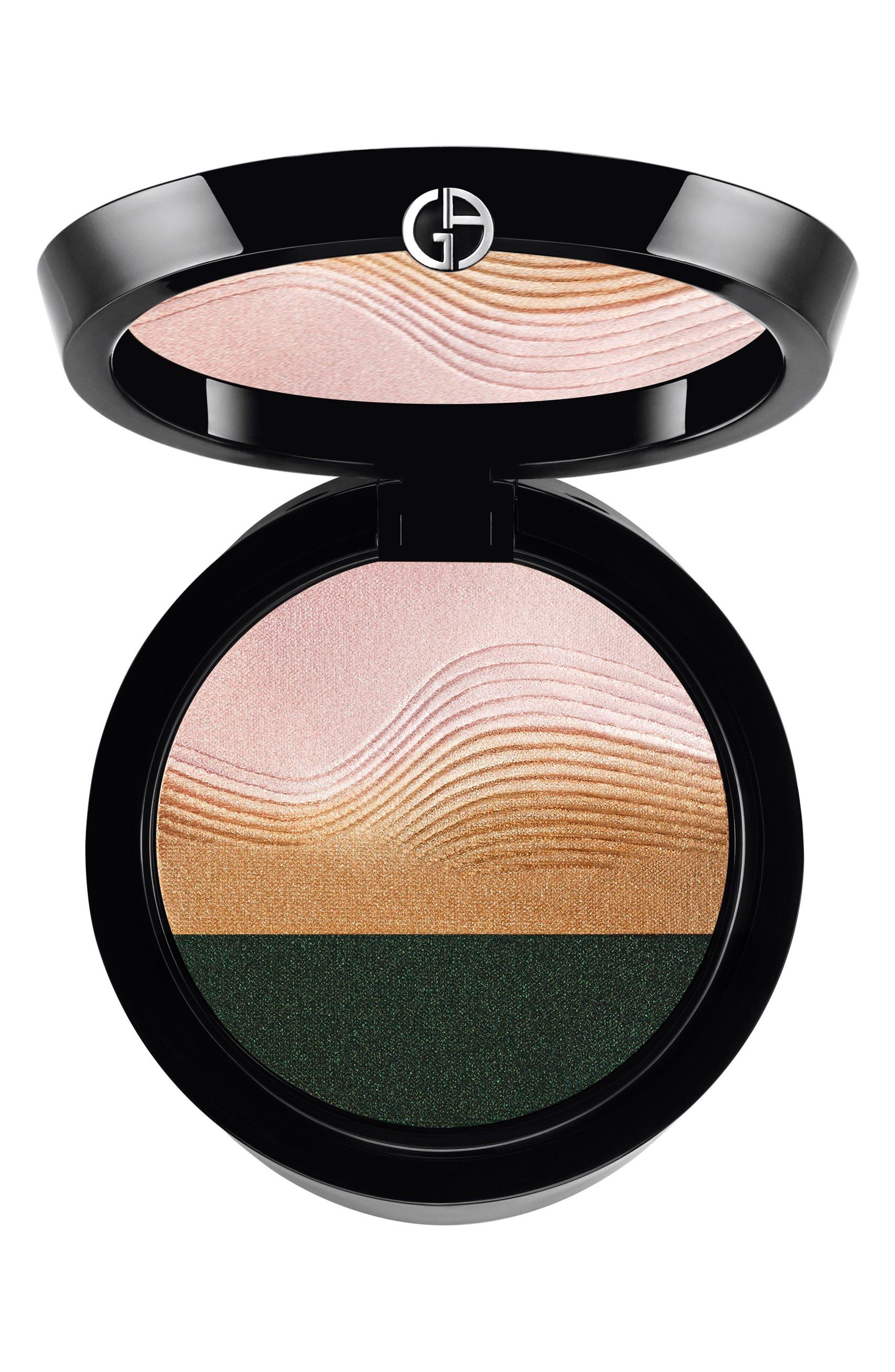 Giorgio Armani Life is a Cruise Sunset Eye Palette