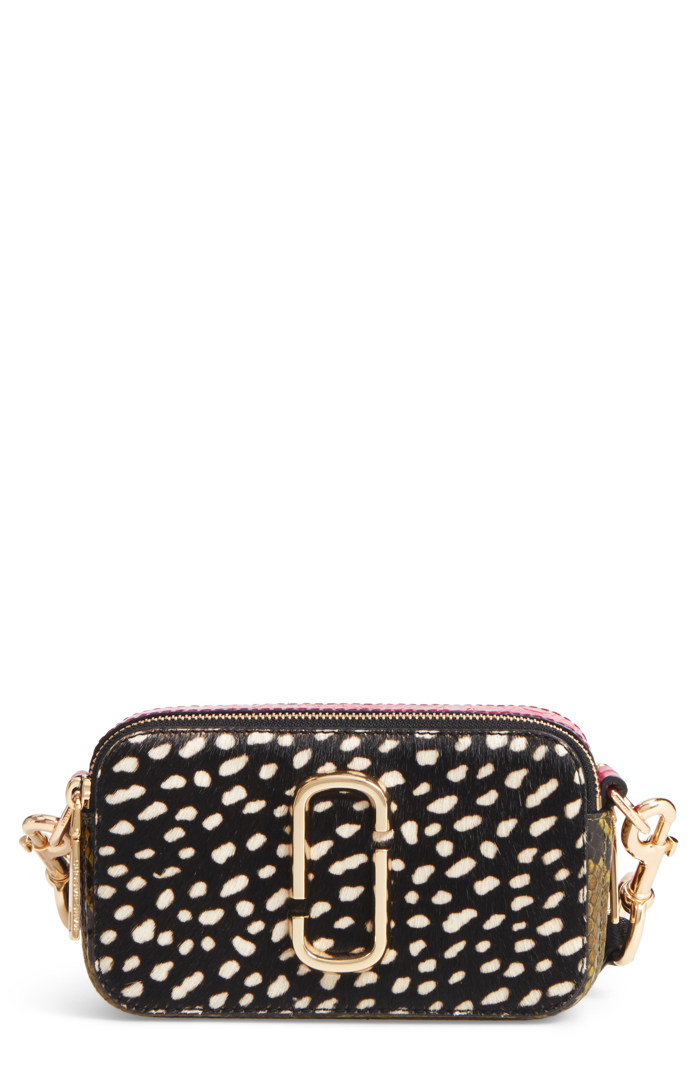 Snapshot Crossbody Bag,                         Main,                         color, Black Multi