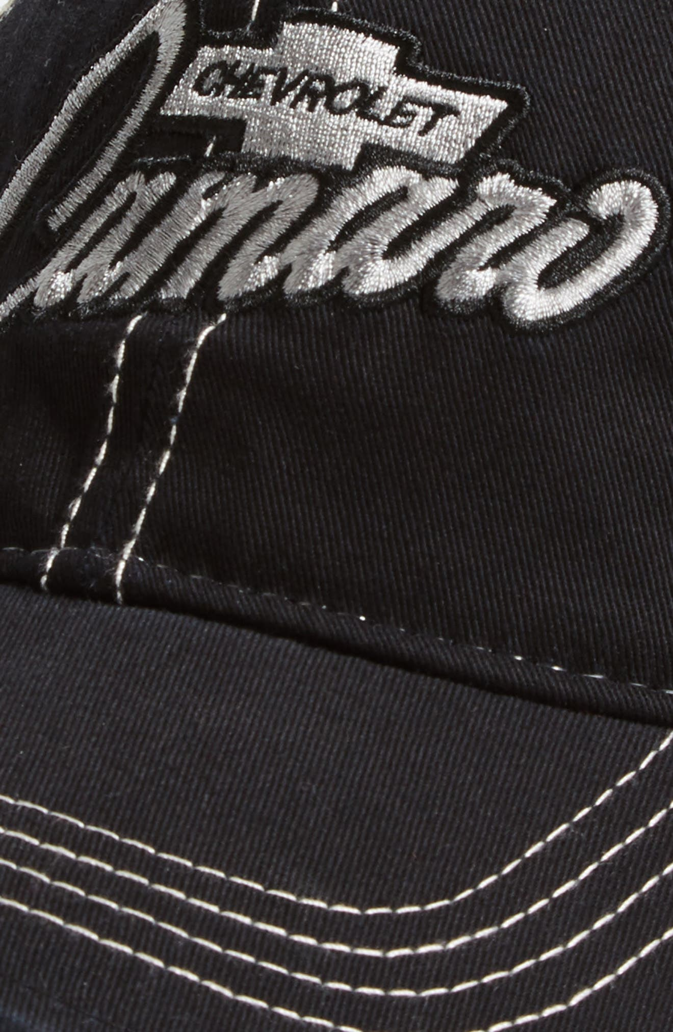 Original Retro Brand Camaro Trucker Hat,                             Alternate thumbnail 3, color,                             Black