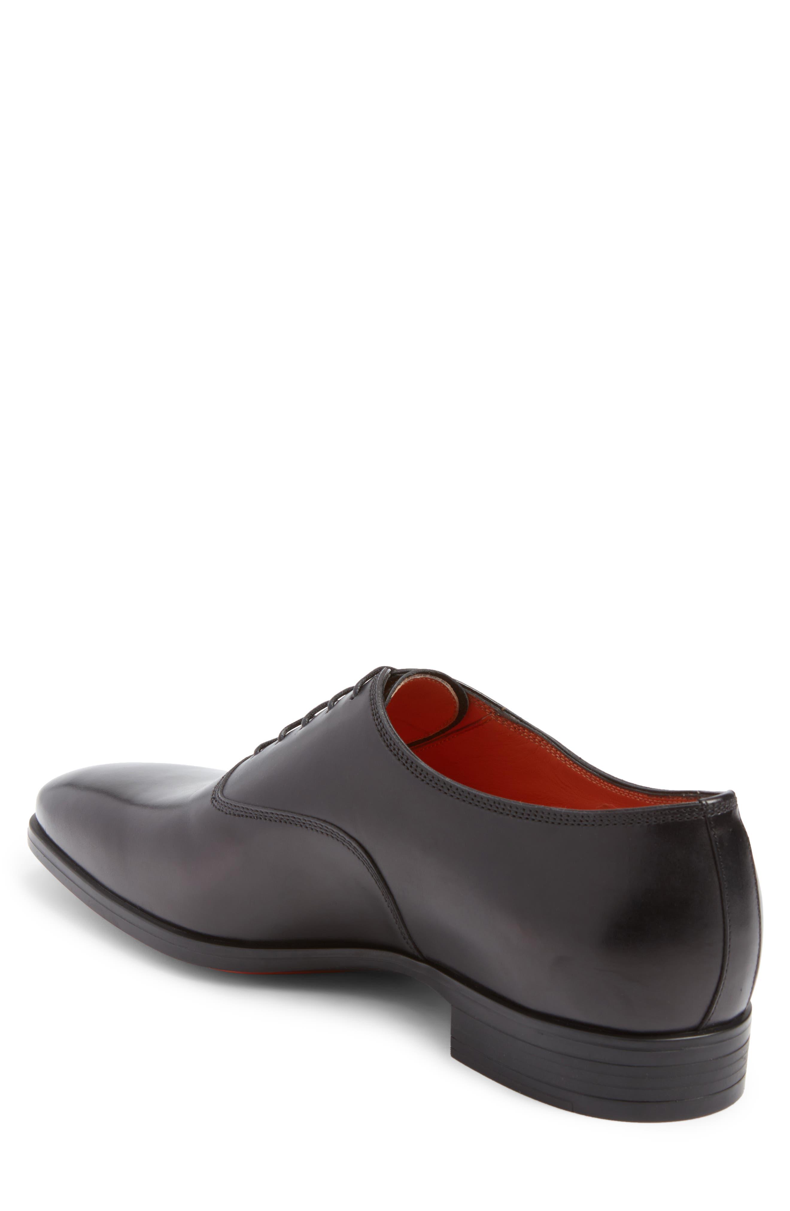 Alternate Image 2  - Santoni Fenwick Plain Toe Oxford (Men)