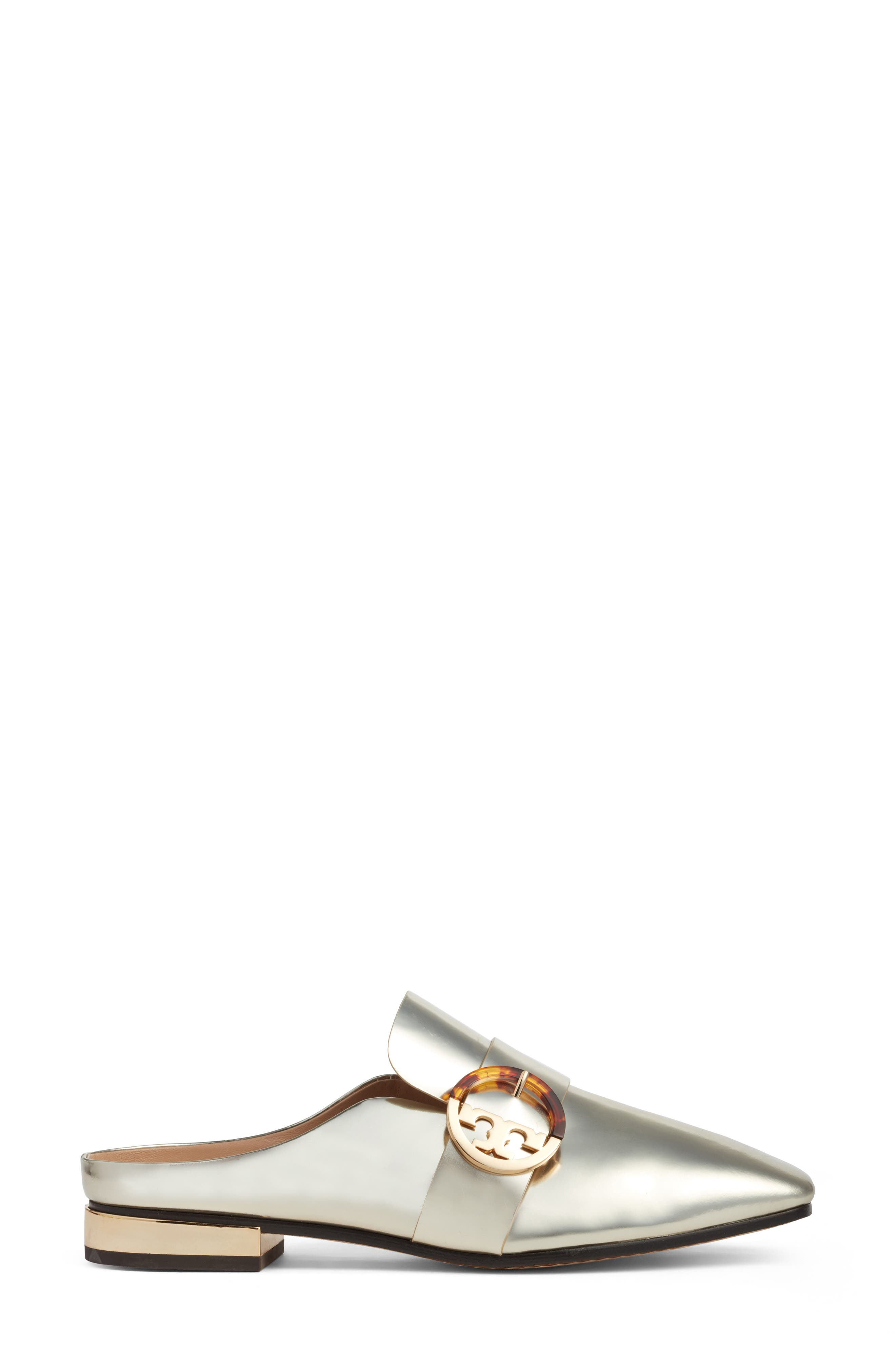 Alternate Image 3  - Tory Burch Sidney Backless Loafer (Women)