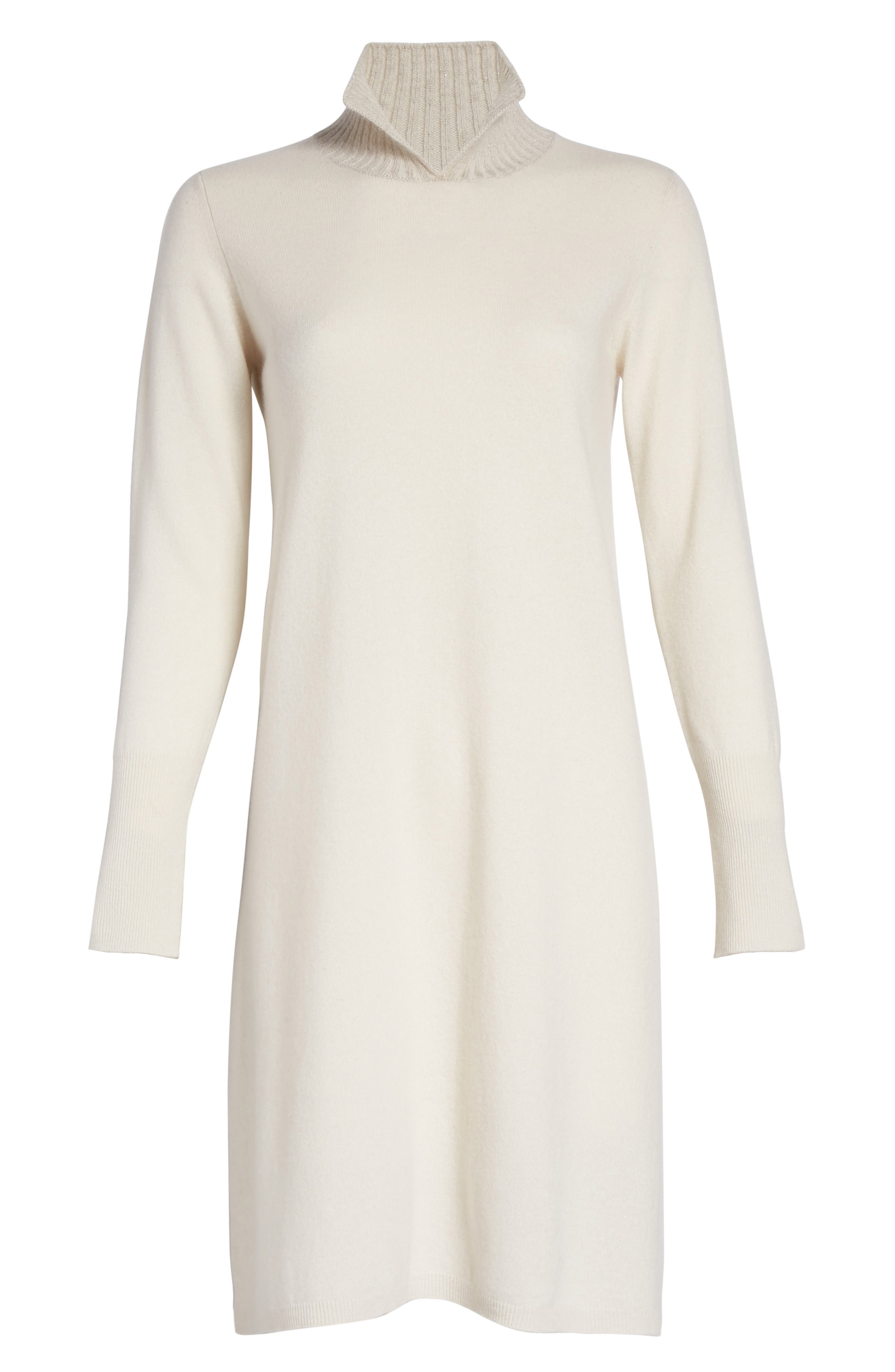 Alternate Image 4  - Fabiana Filippi Wool, Silk & Cashmere Knit Dress