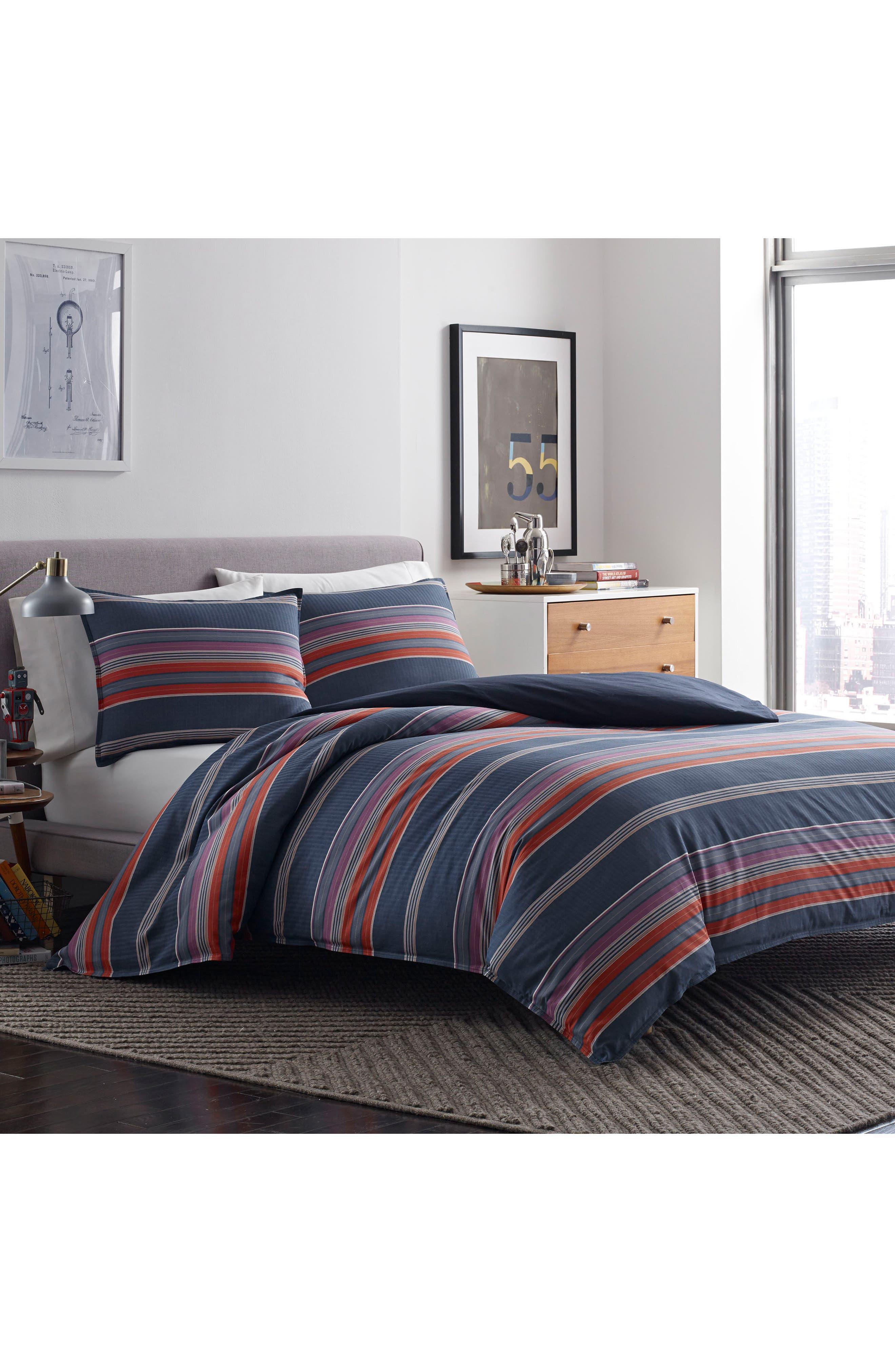 Alternate Image 1 Selected - Original Penguin Owen Comforter & Sham Set