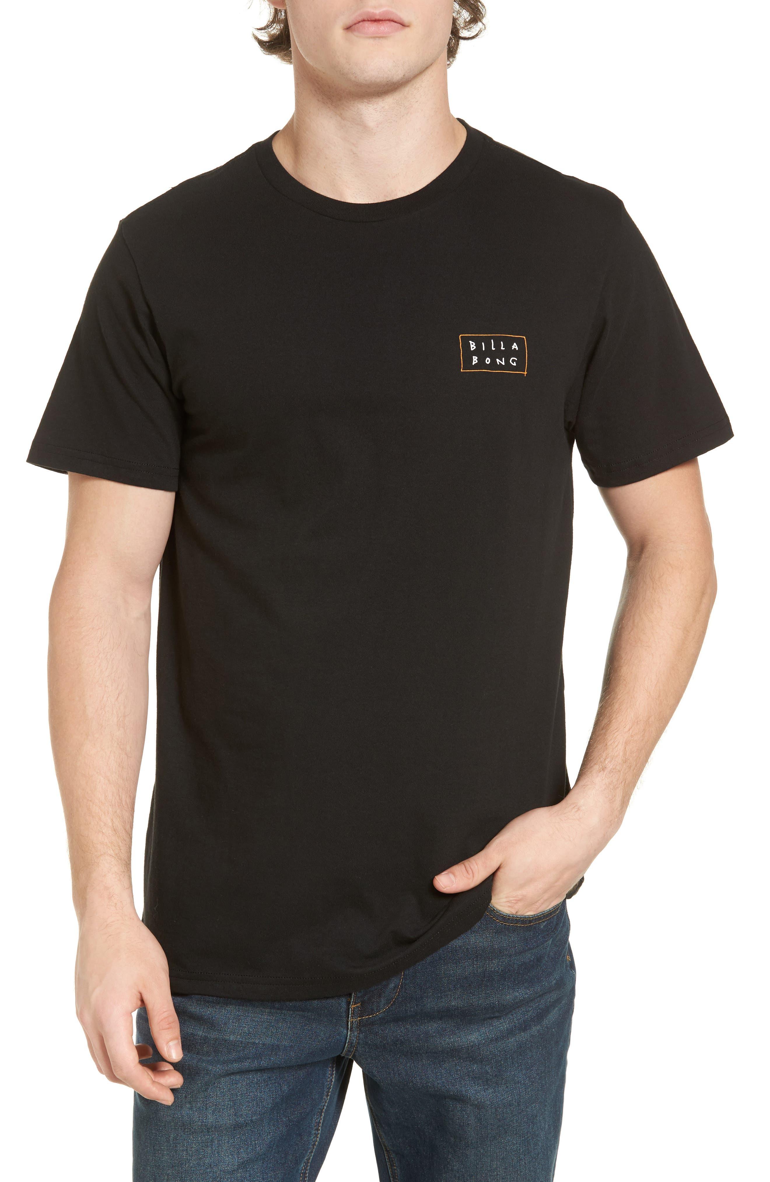 Billabong Doodle Die Cut T-Shirt