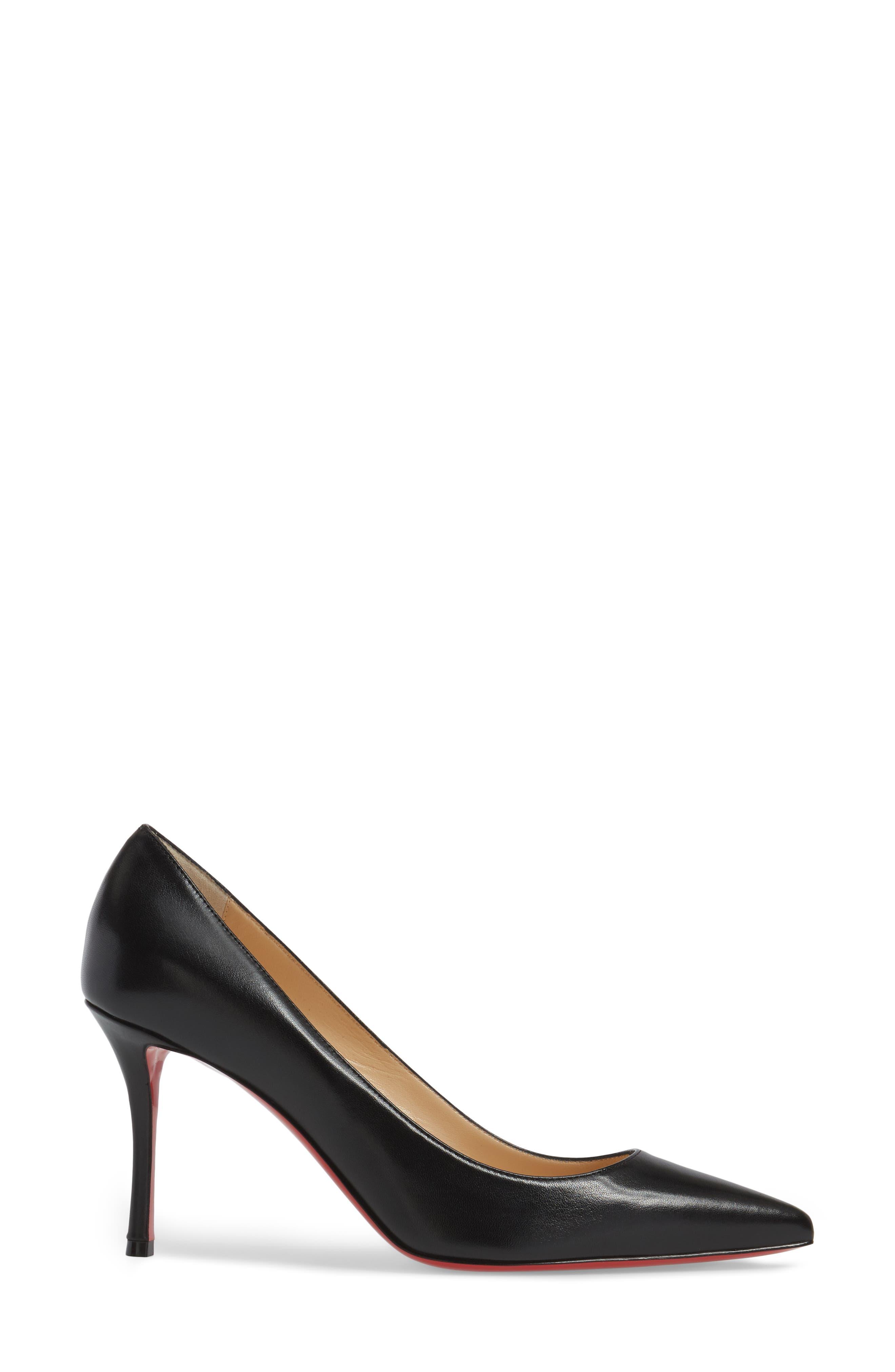 Alternate Image 3  - Christian Louboutin Decoltish Pointy Toe Pump (Women)