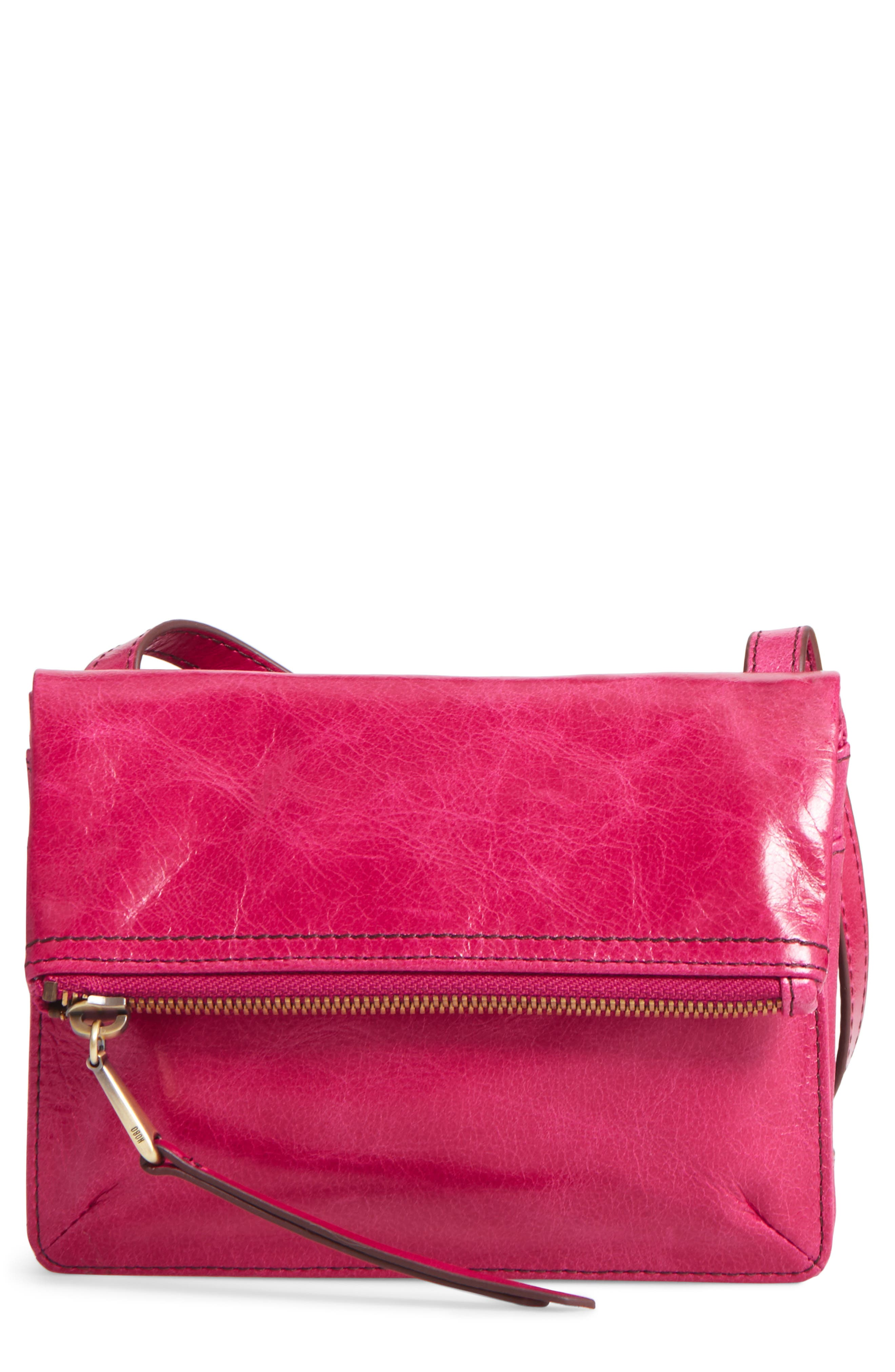 Hobo Glade Leather Crossbody Bag