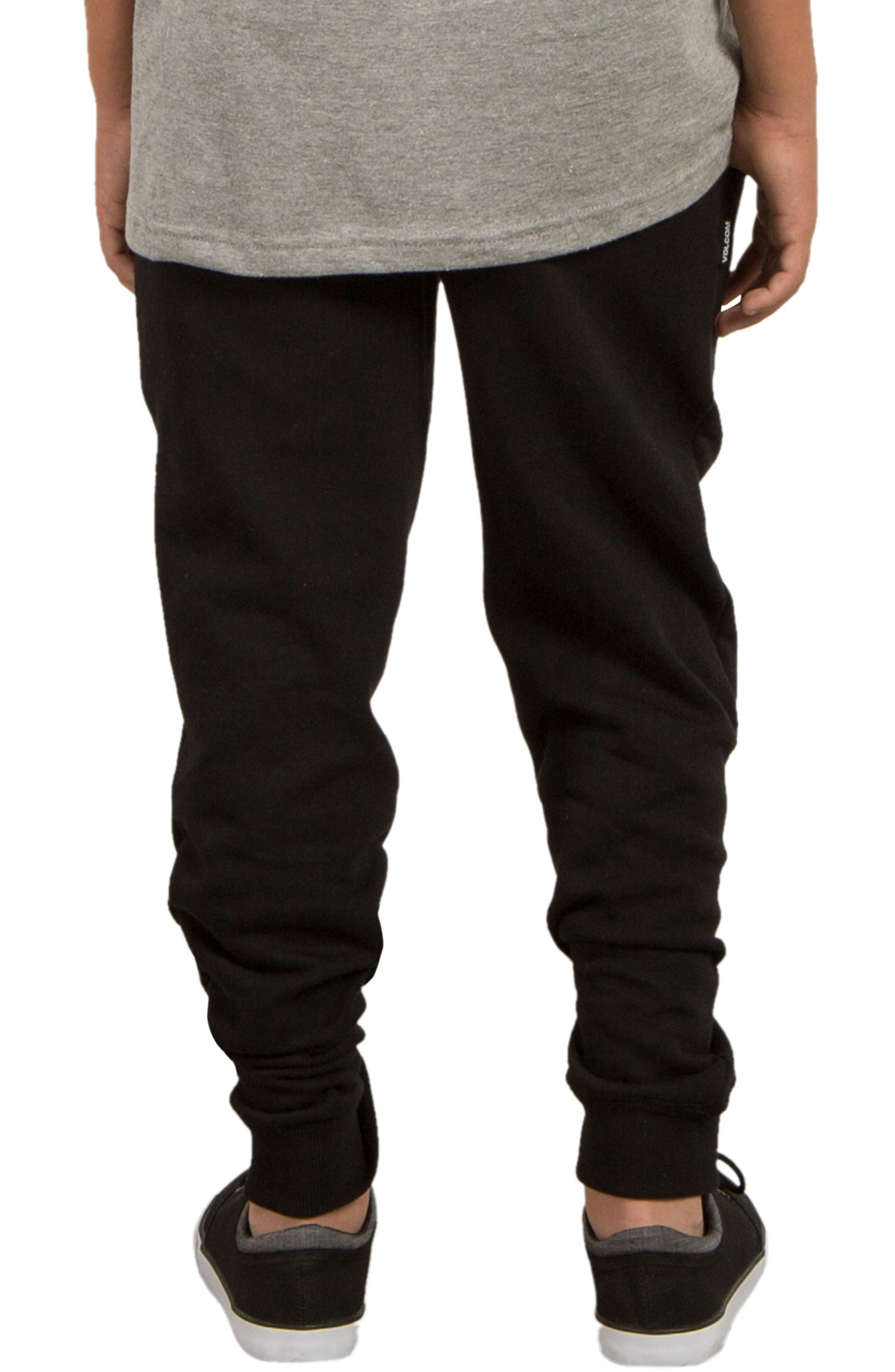 Alternate Image 2  - Volcom Single Stone Fleece Sweatpants (Big Boys)