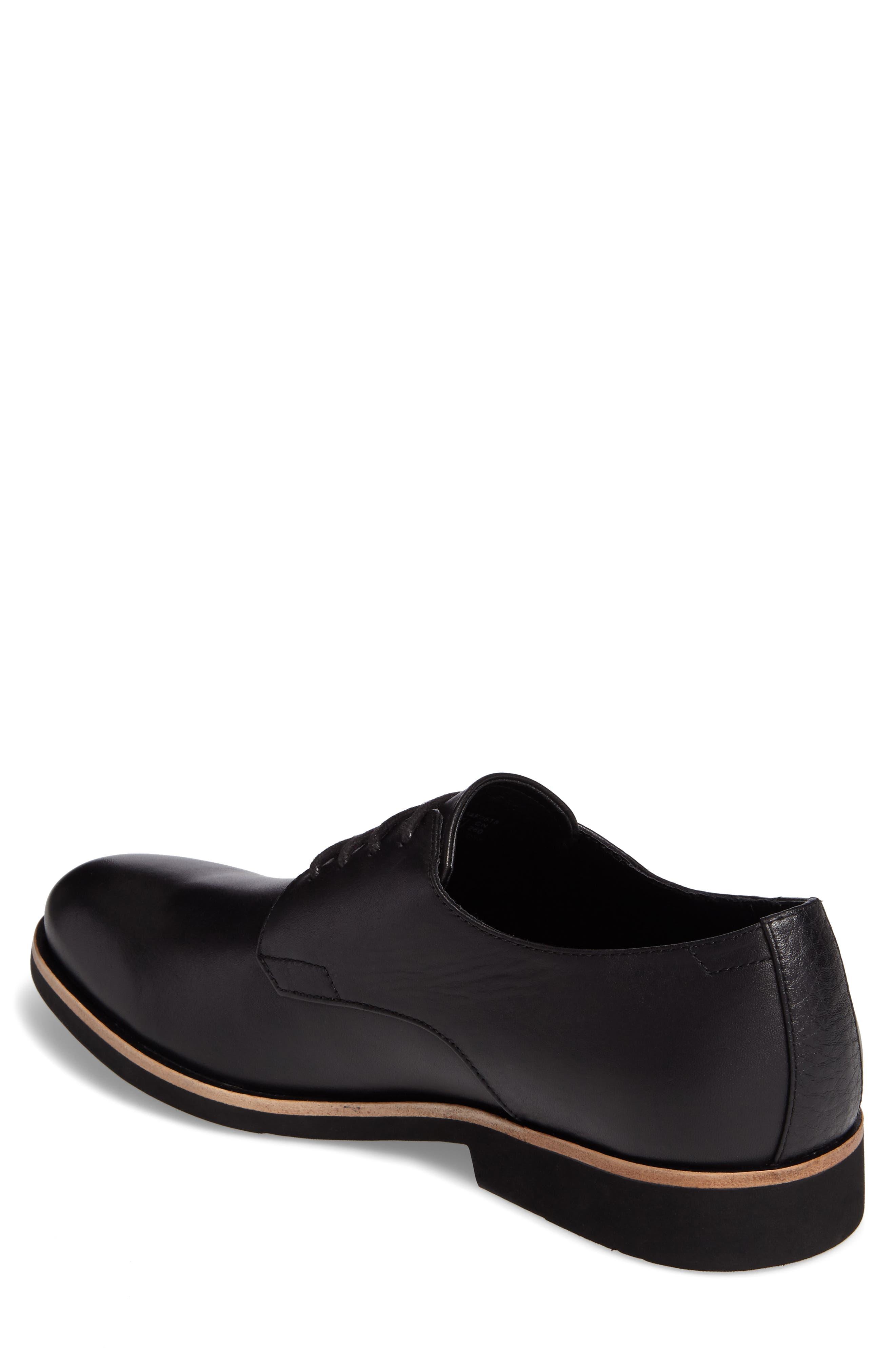 Alternate Image 2  - Calvin Klein Plain Toe Derby (Men)