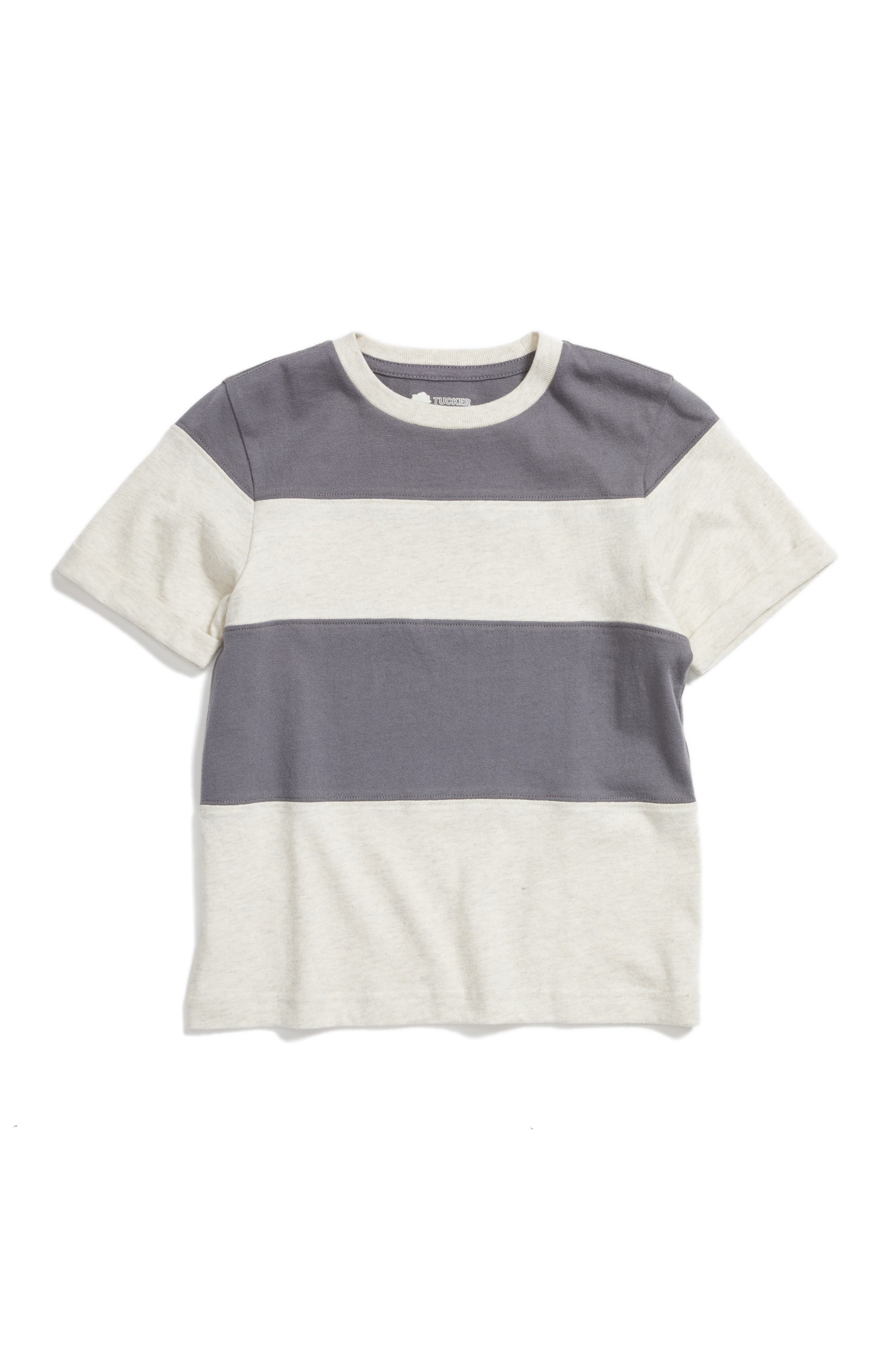 Tucker + Tate Pieced Colorblock T-Shirt (Toddler Boys & Little Boys)