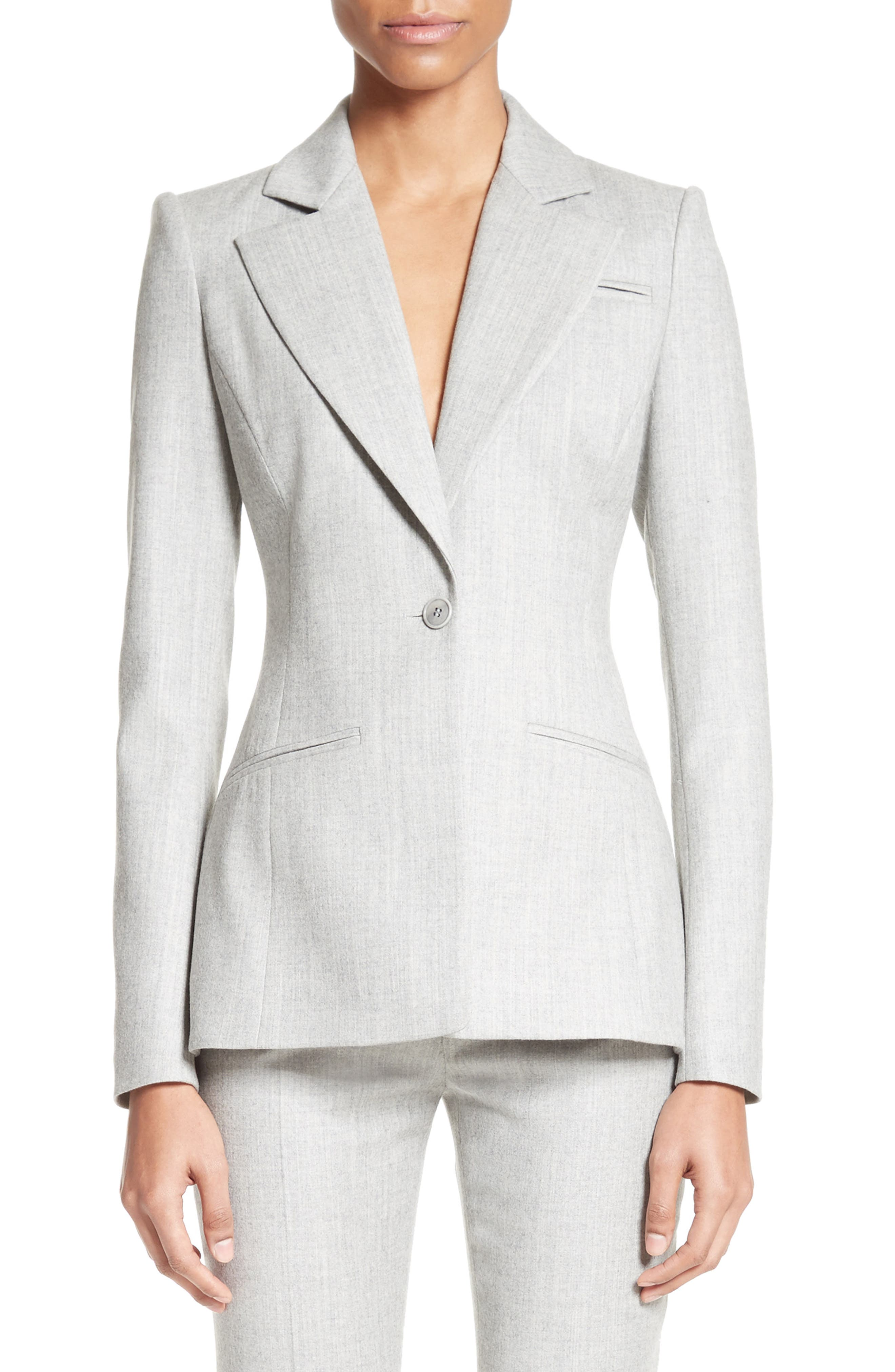Altuzarra Acacia Stretch Wool Jacket