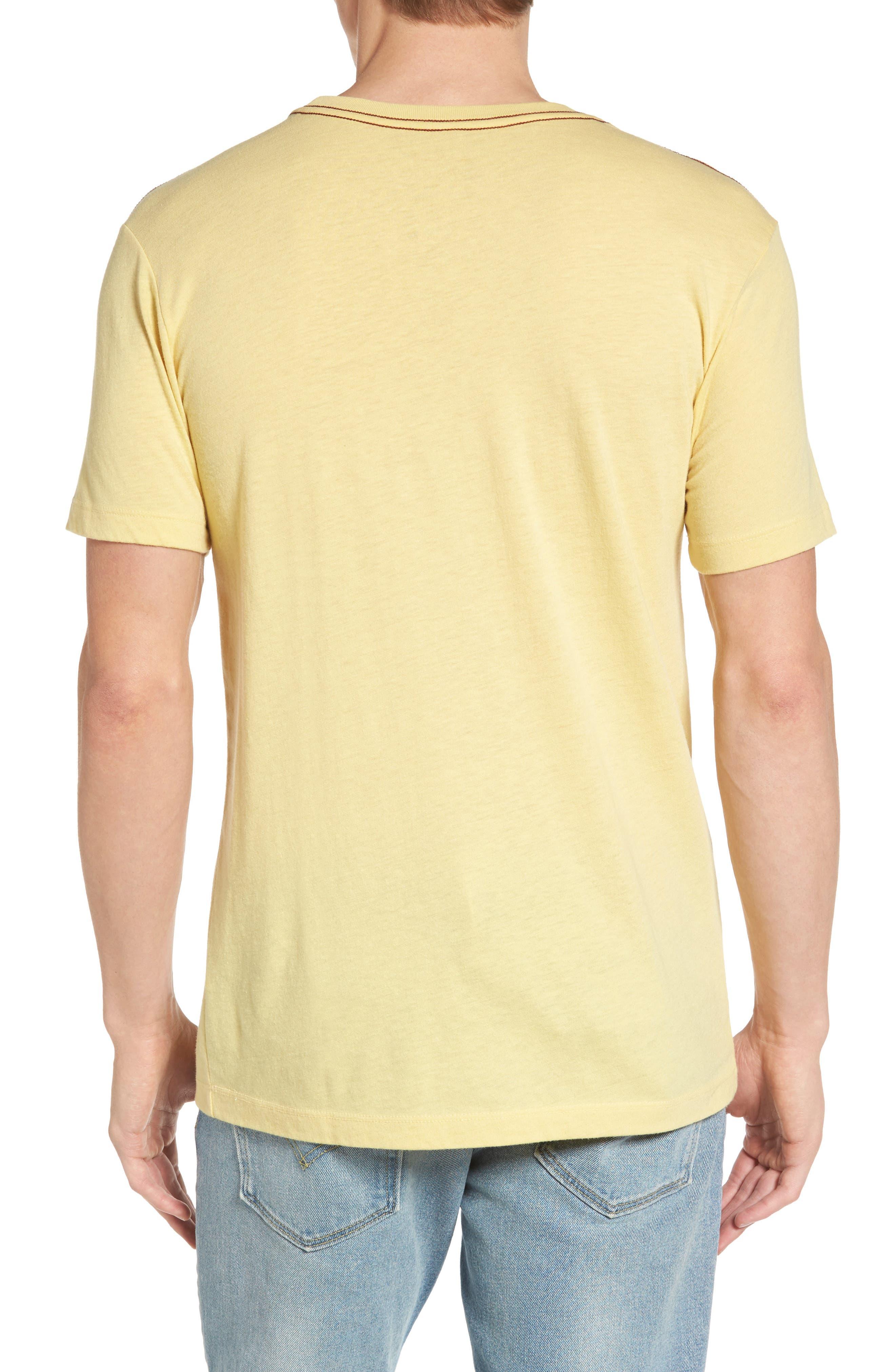 Alternate Image 2  - RVCA Block Graphic T-Shirt