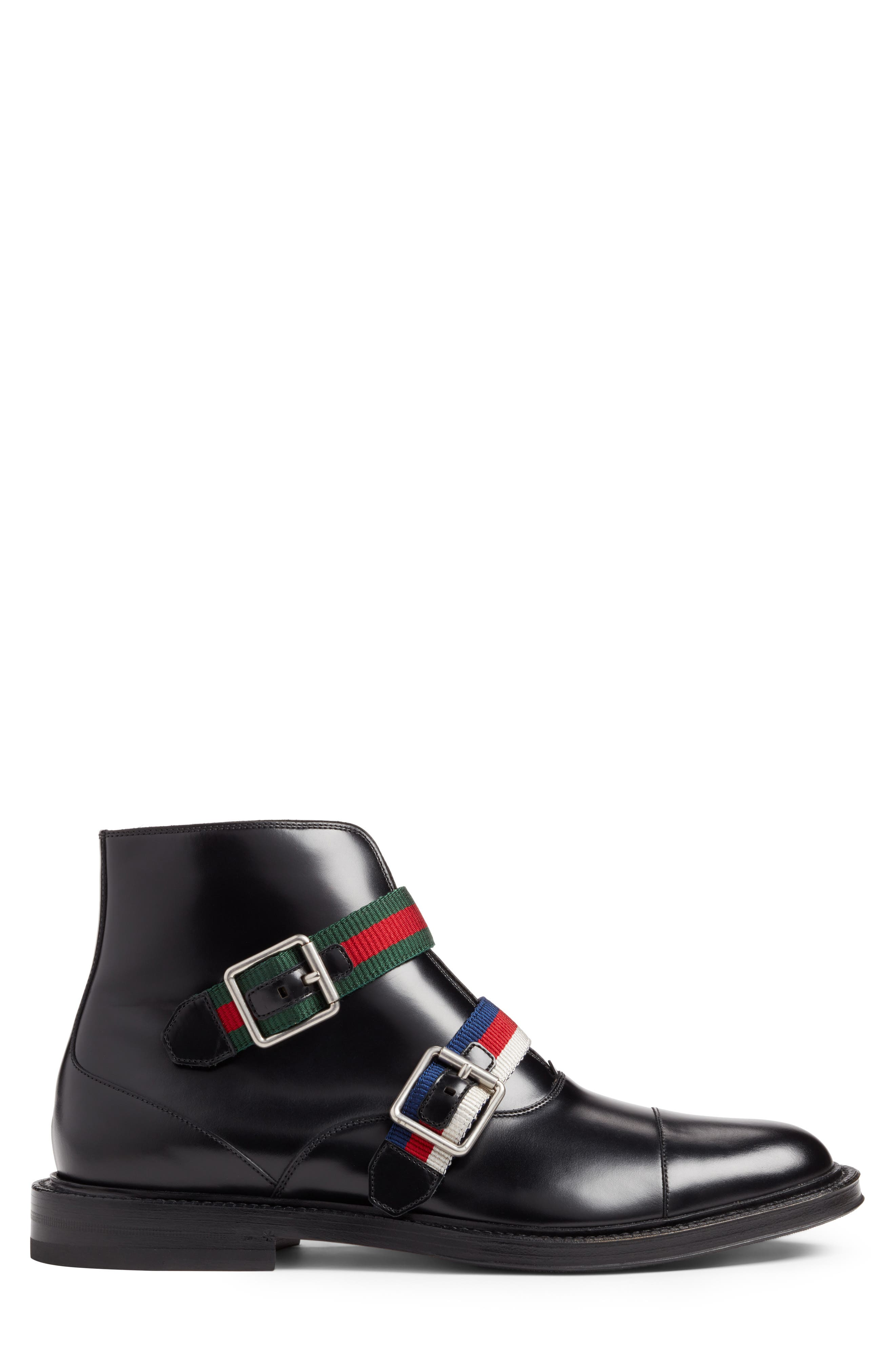 Alternate Image 3  - Gucci Beyond Belted Boot (Men)