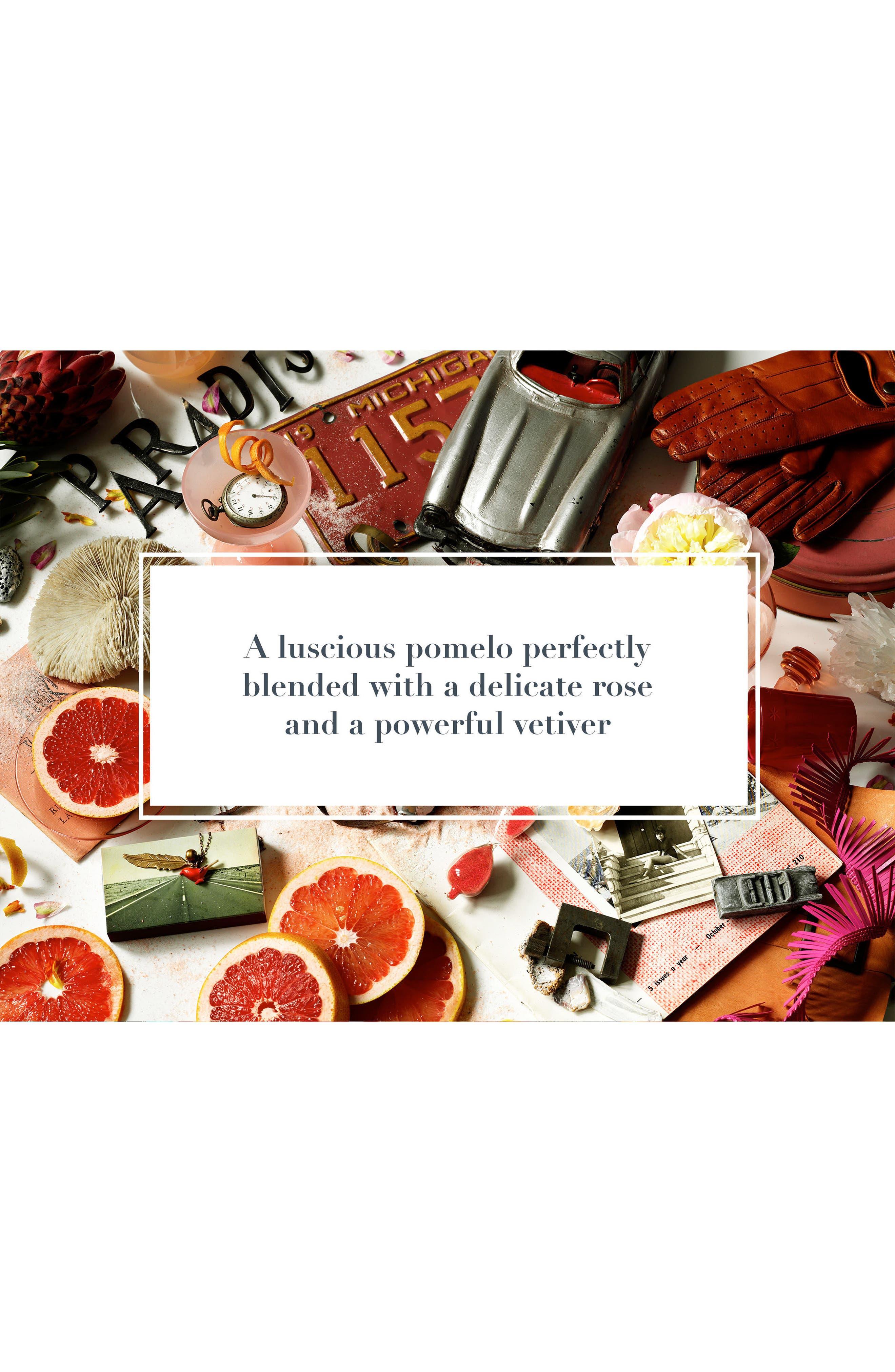 Pomelo Paradis Body & Hair Shower Gel,                             Alternate thumbnail 3, color,                             No Color