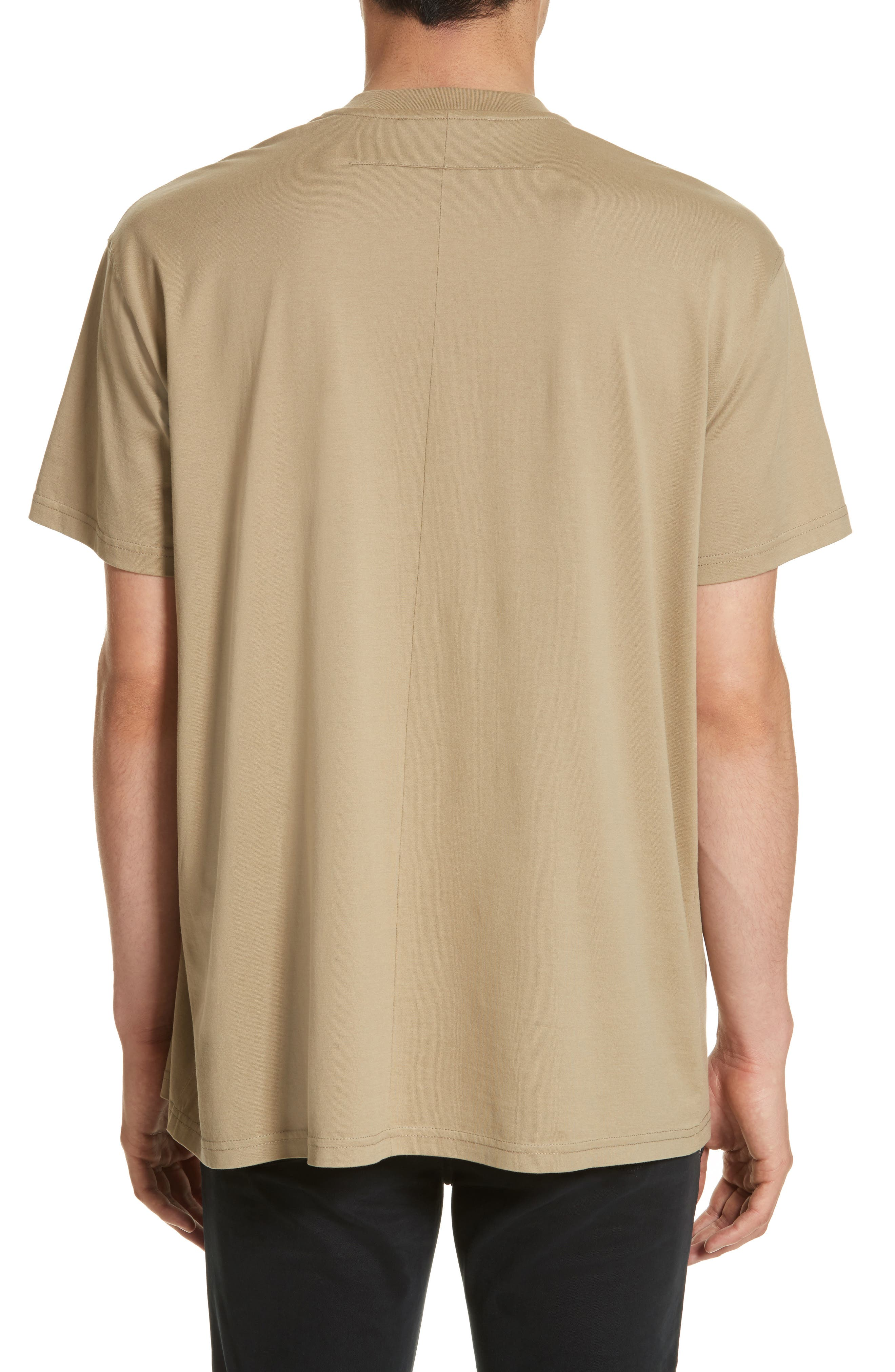 Alternate Image 2  - Givenchy Extra Trim Fit Realize Graphic T-Shirt
