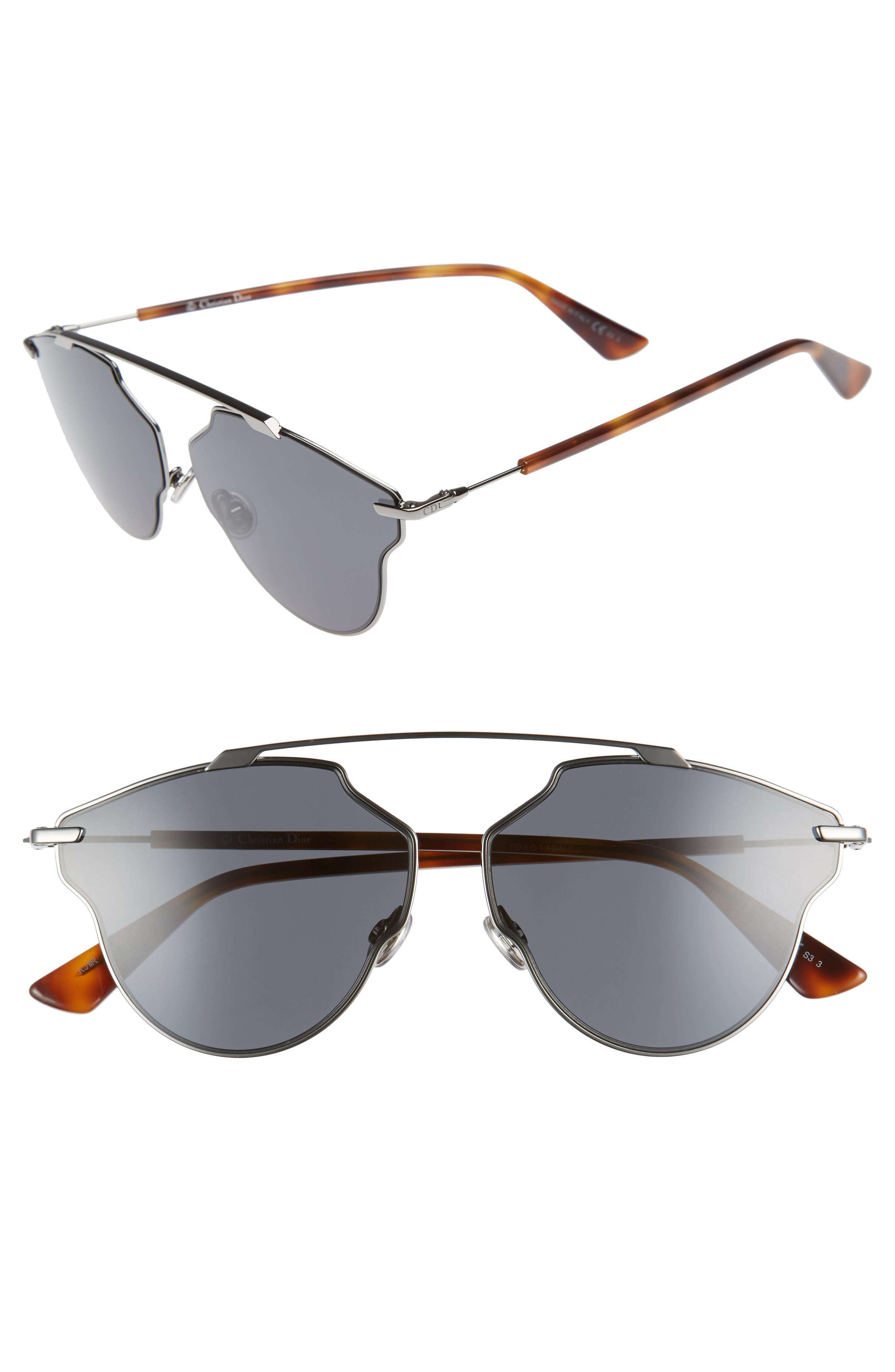 Alternate Image 1 Selected - Dior 448 Dior 59mm Sunglasses