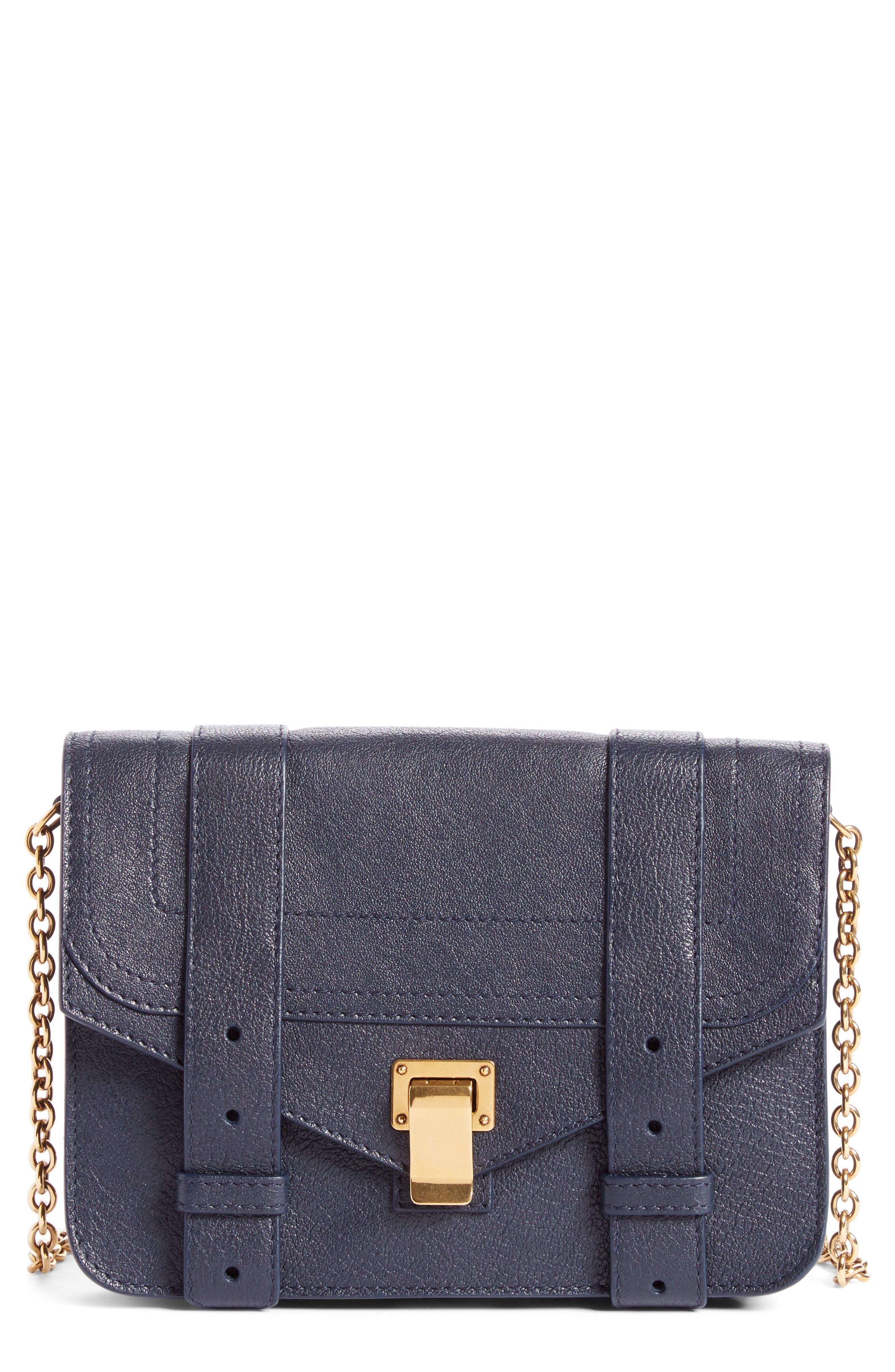 Main Image - Proenza Schouler PS1 Lambskin Leather Chain Wallet