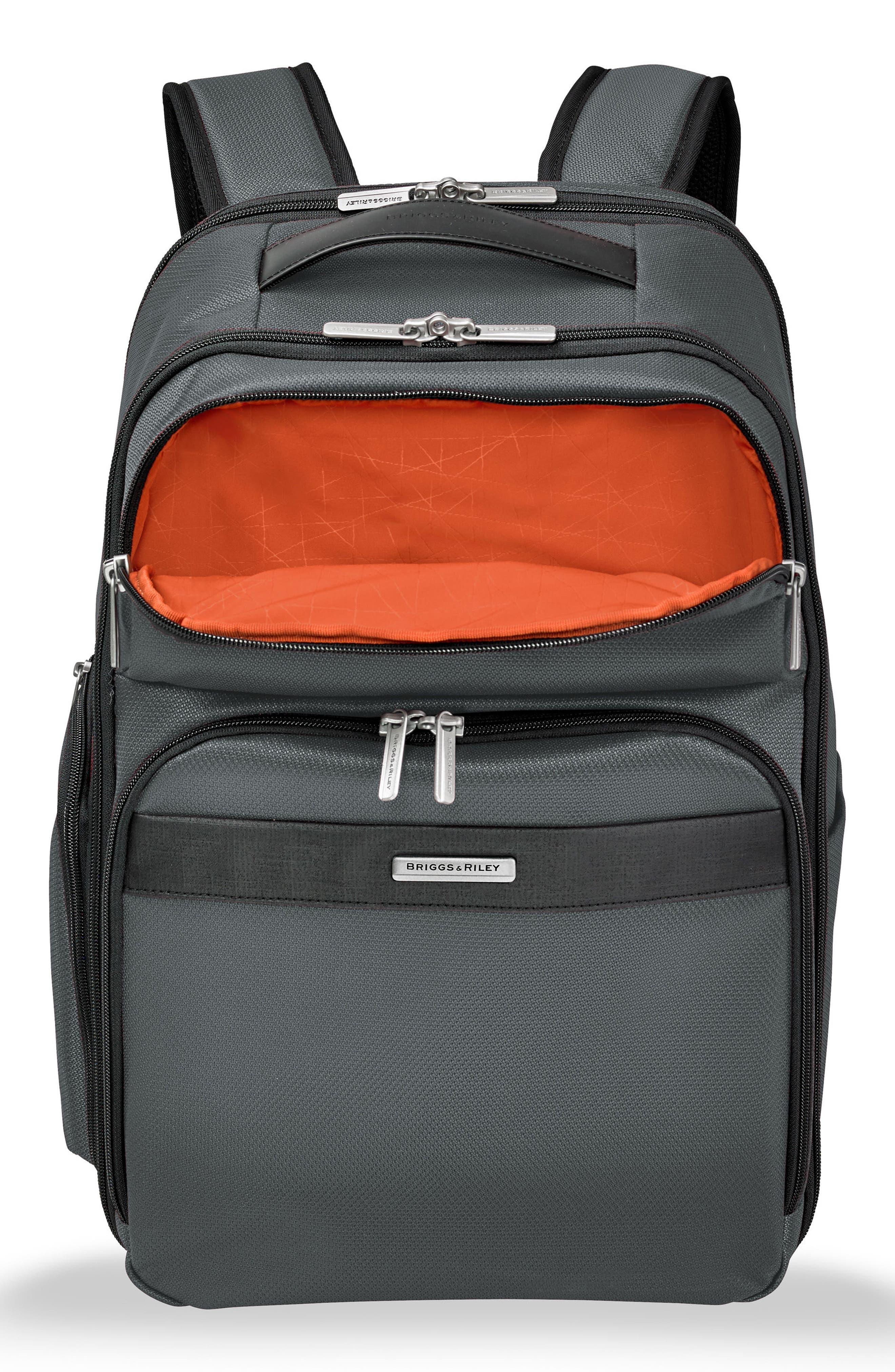 Alternate Image 4  - Briggs & Riley Transcend 400 Cargo Backpack