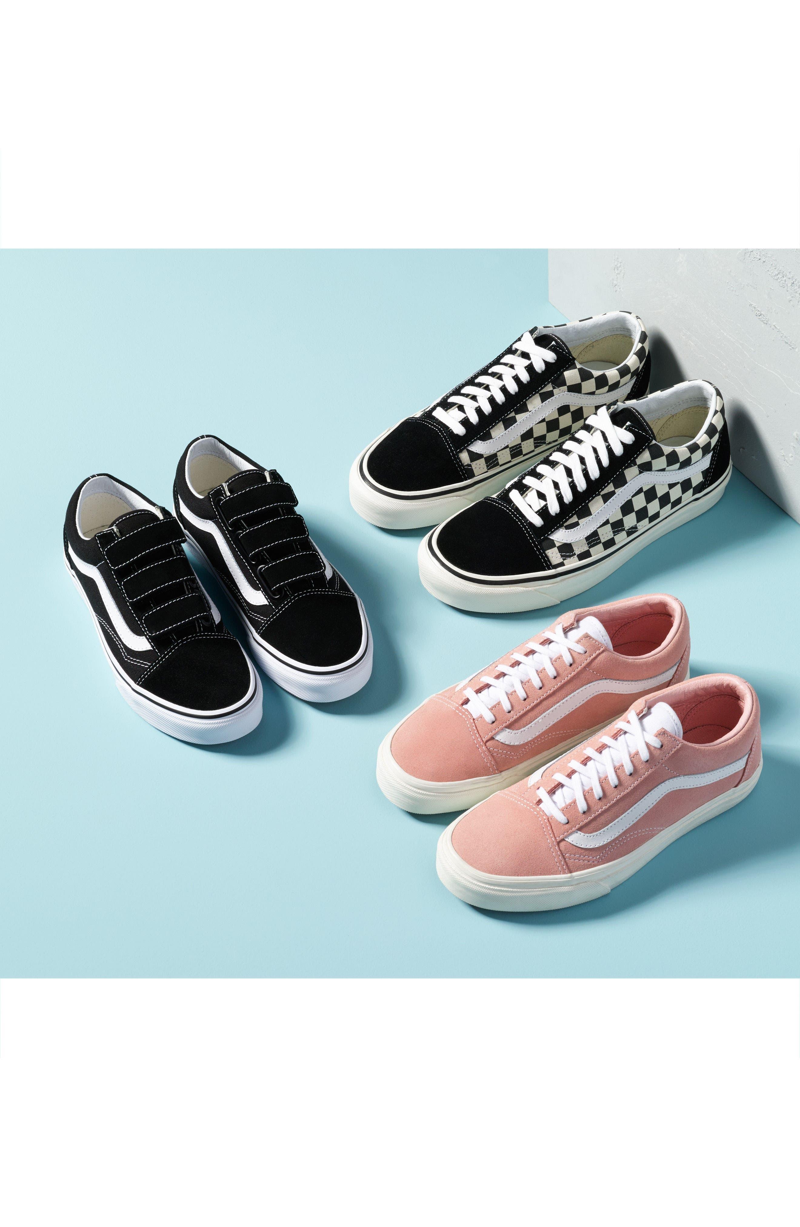 Alternate Image 7  - Vans Old Skool V Pro Sneaker (Women)