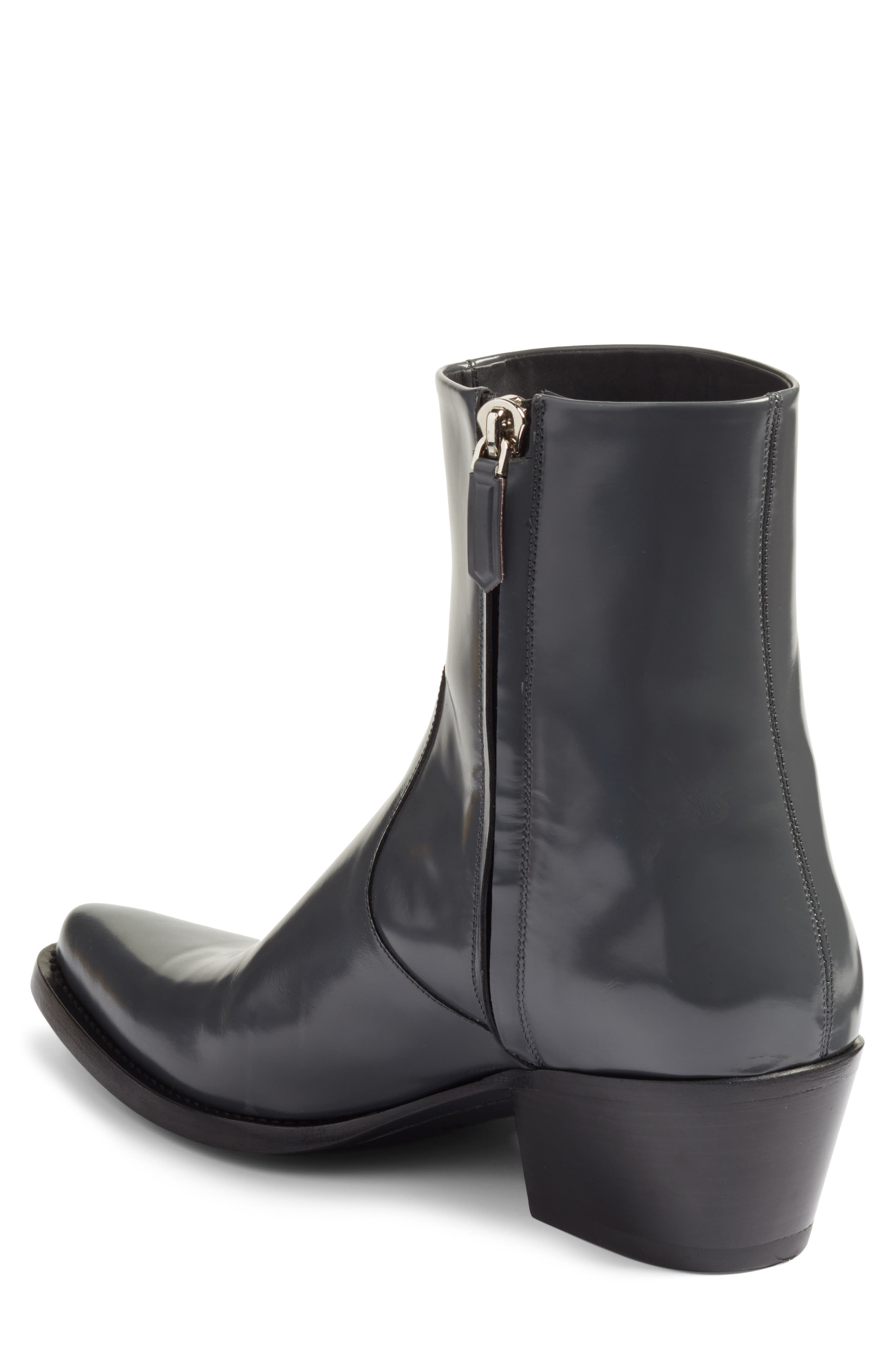 Tex Boot,                             Alternate thumbnail 2, color,                             Anthracite Leather