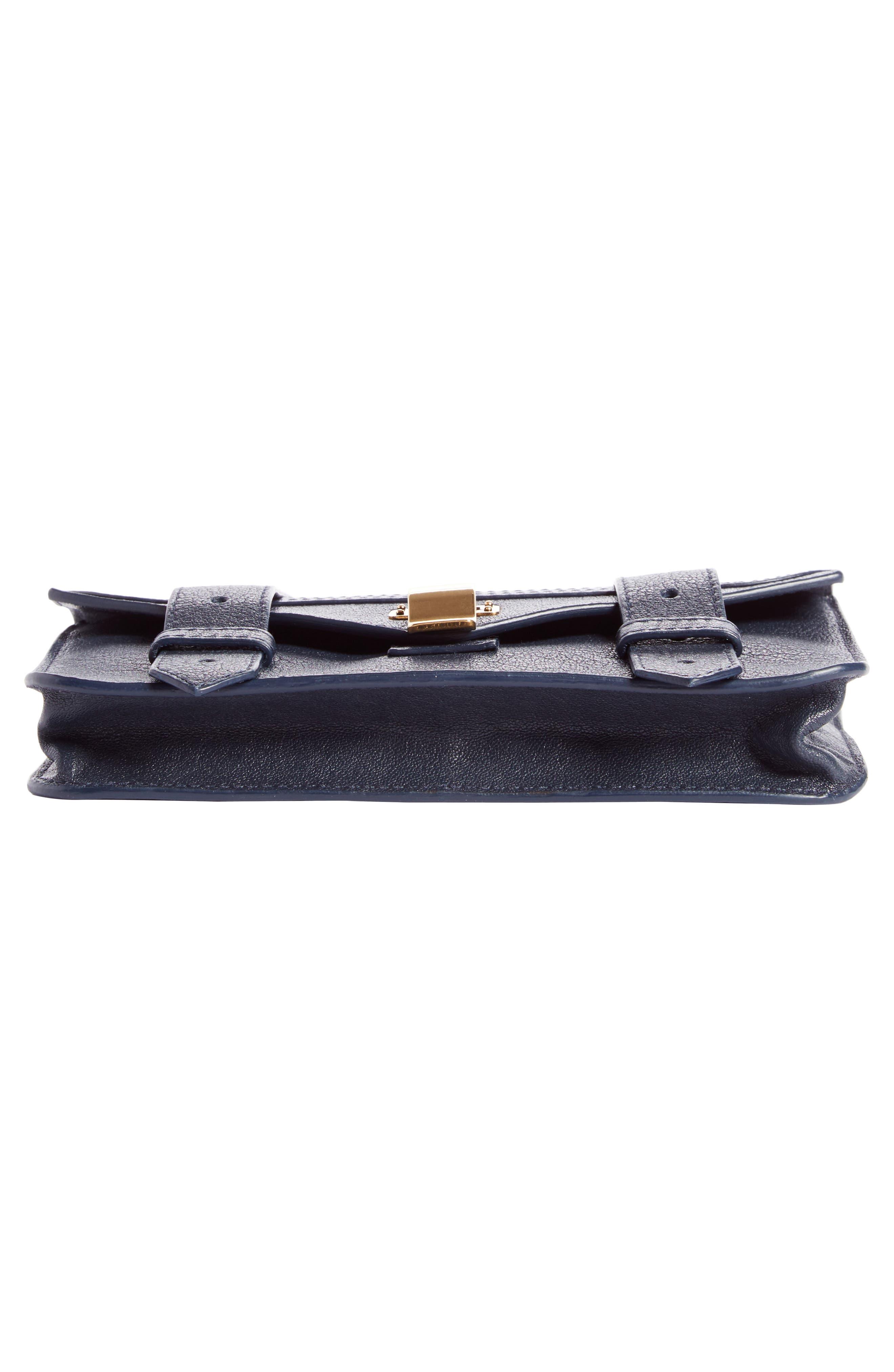 Alternate Image 5  - Proenza Schouler PS1 Lambskin Leather Chain Wallet