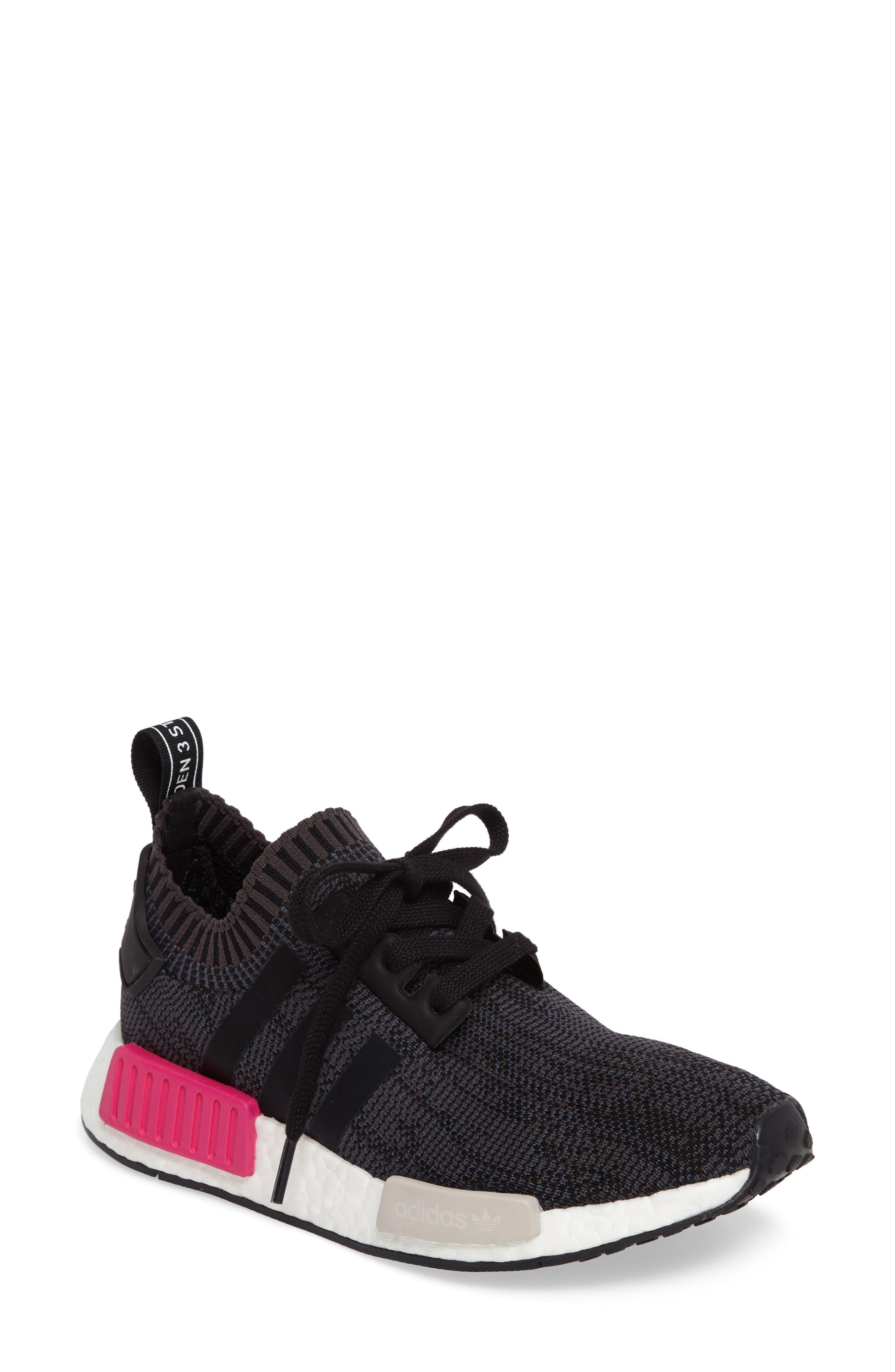 adidas NMD R1 Athletic Shoe (Women)