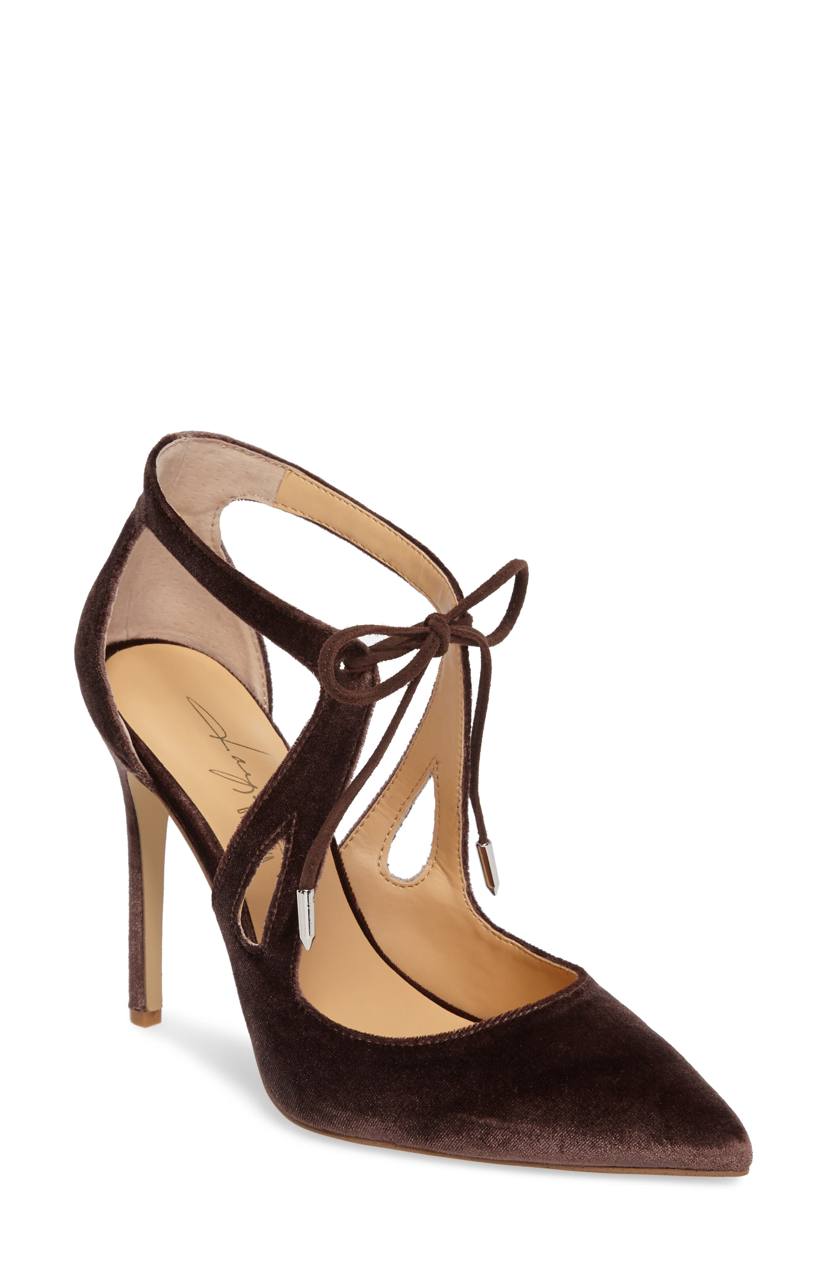 Daya by Zendaya 'Aaron' Pointy Toe Pump (Women)