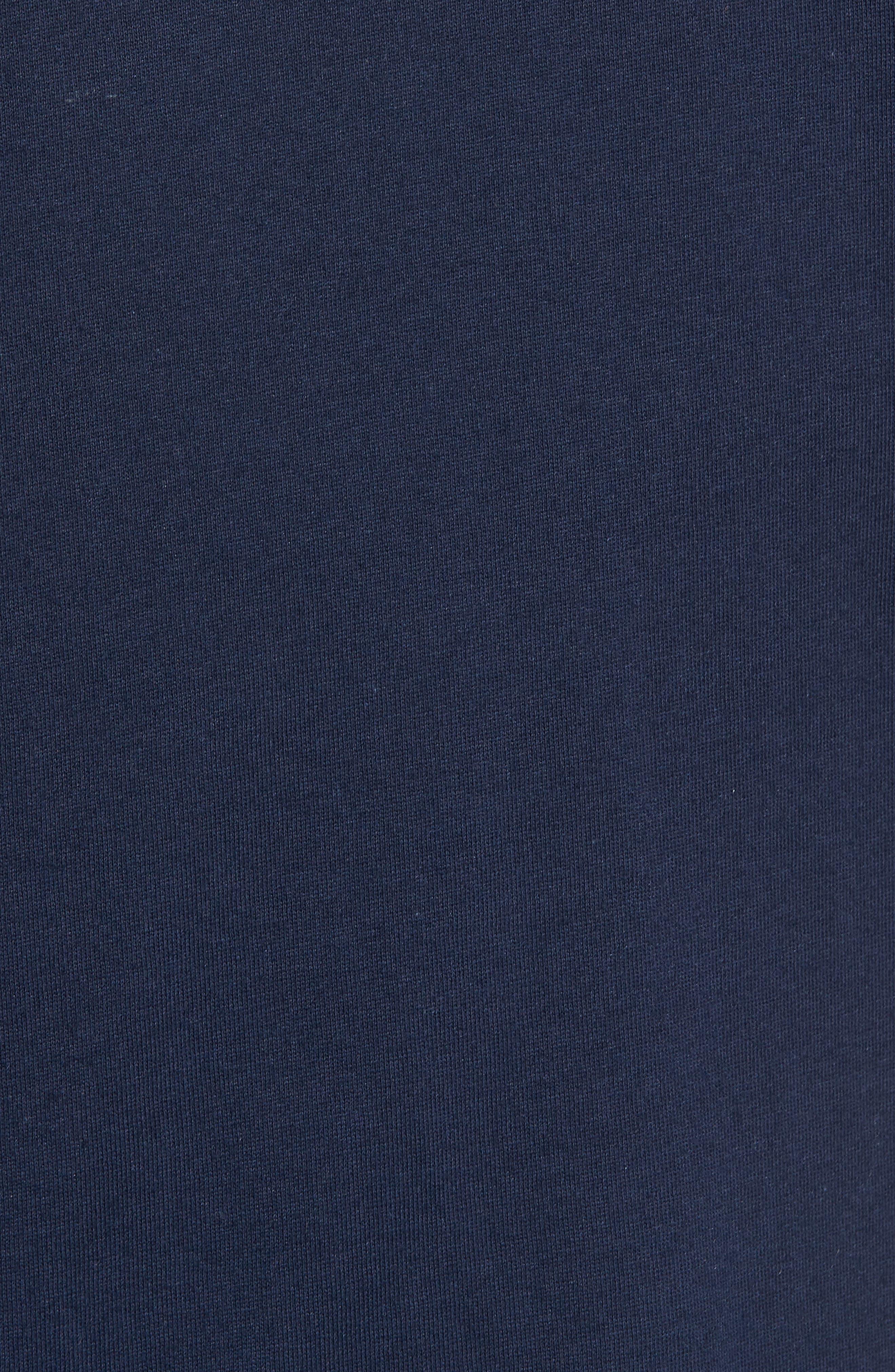 Nike 'SB Logo' T-Shirt,                             Alternate thumbnail 5, color,                             Obsidian/ Mineral Gold