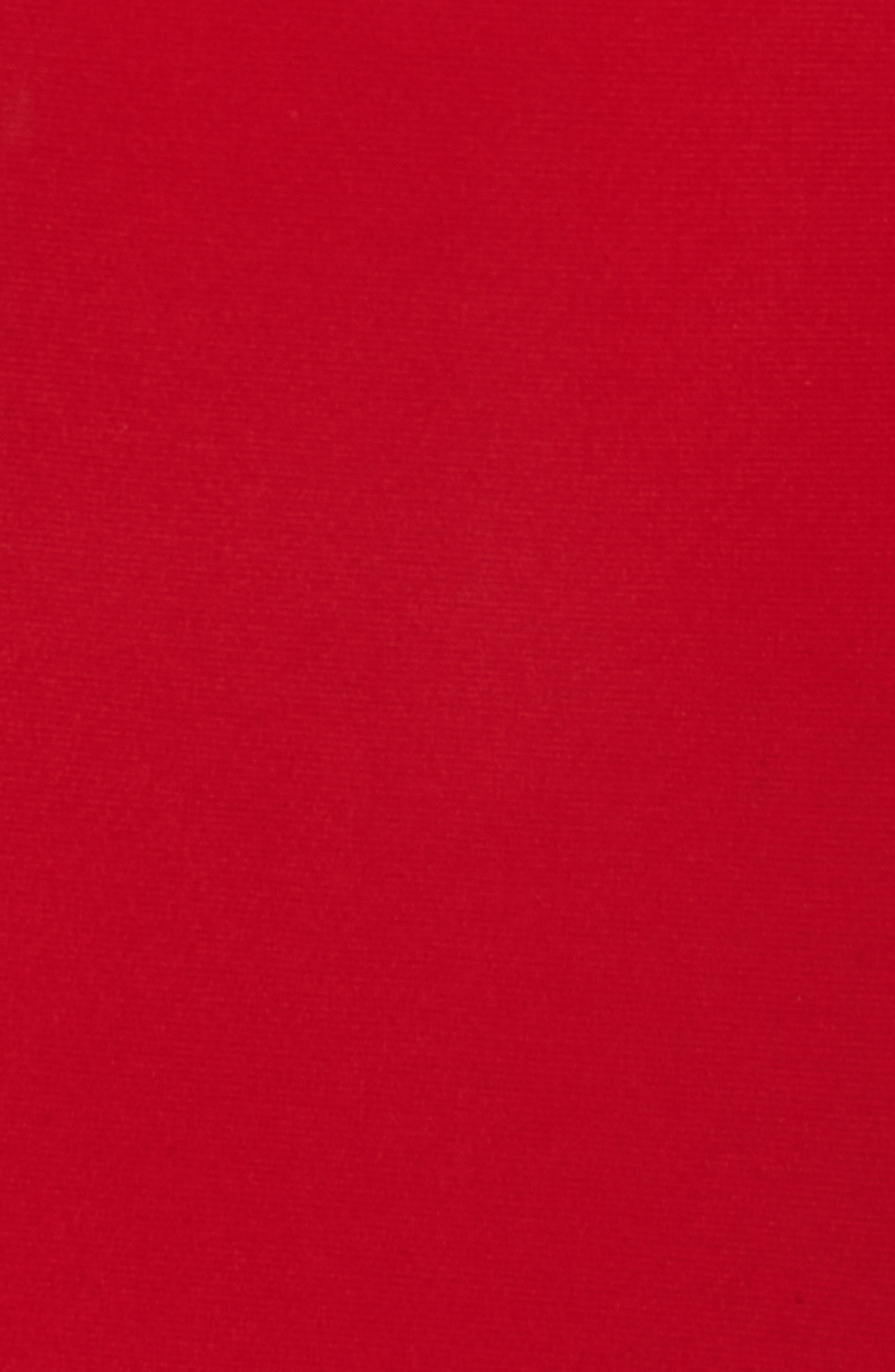 Jersey Gown,                             Alternate thumbnail 5, color,                             Red