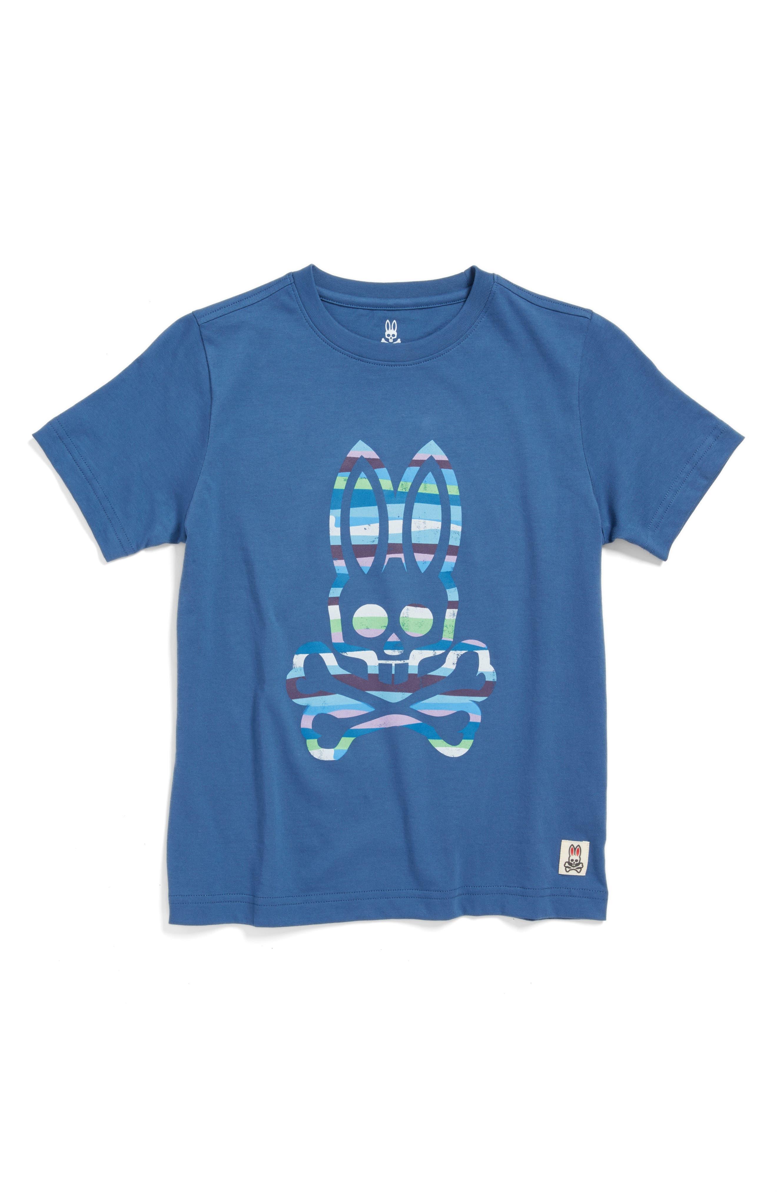 Psycho Bunny Graphic T-Shirt (Little Boys & Big Boys)