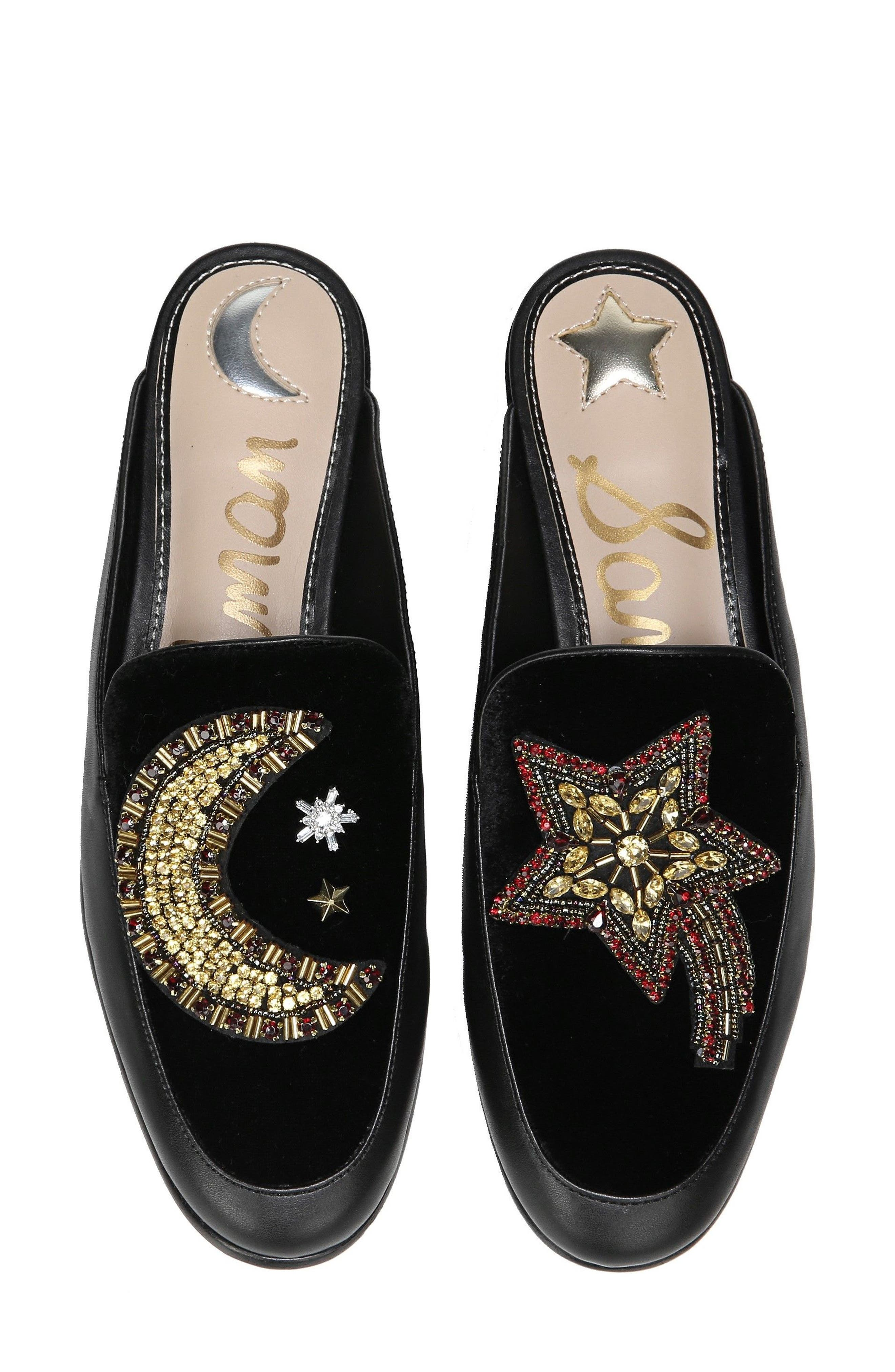 SAM EDELMAN Pemberly Embellished Mule