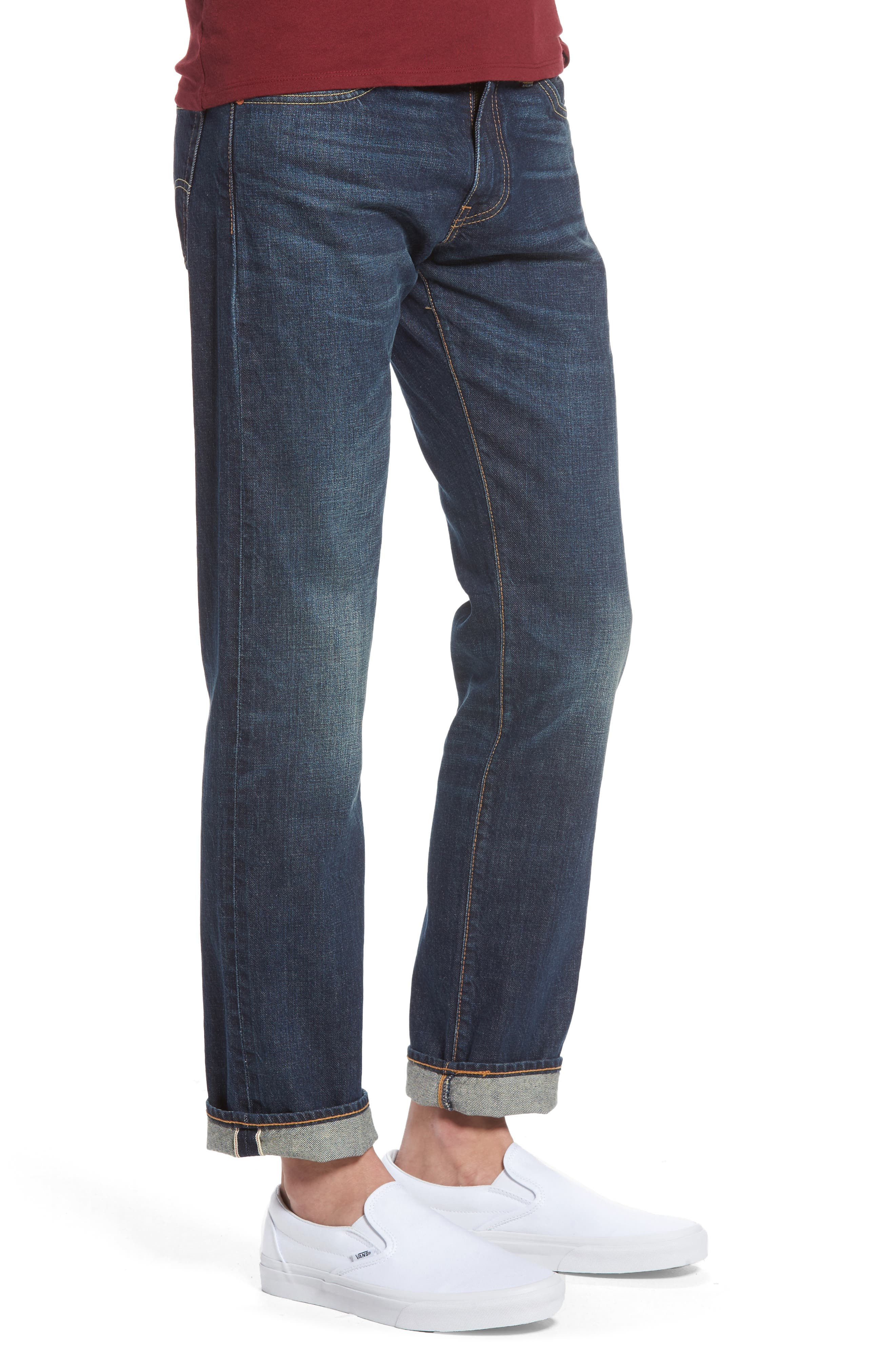 511<sup>™</sup> Slim Fit Jeans,                             Alternate thumbnail 3, color,                             Stang