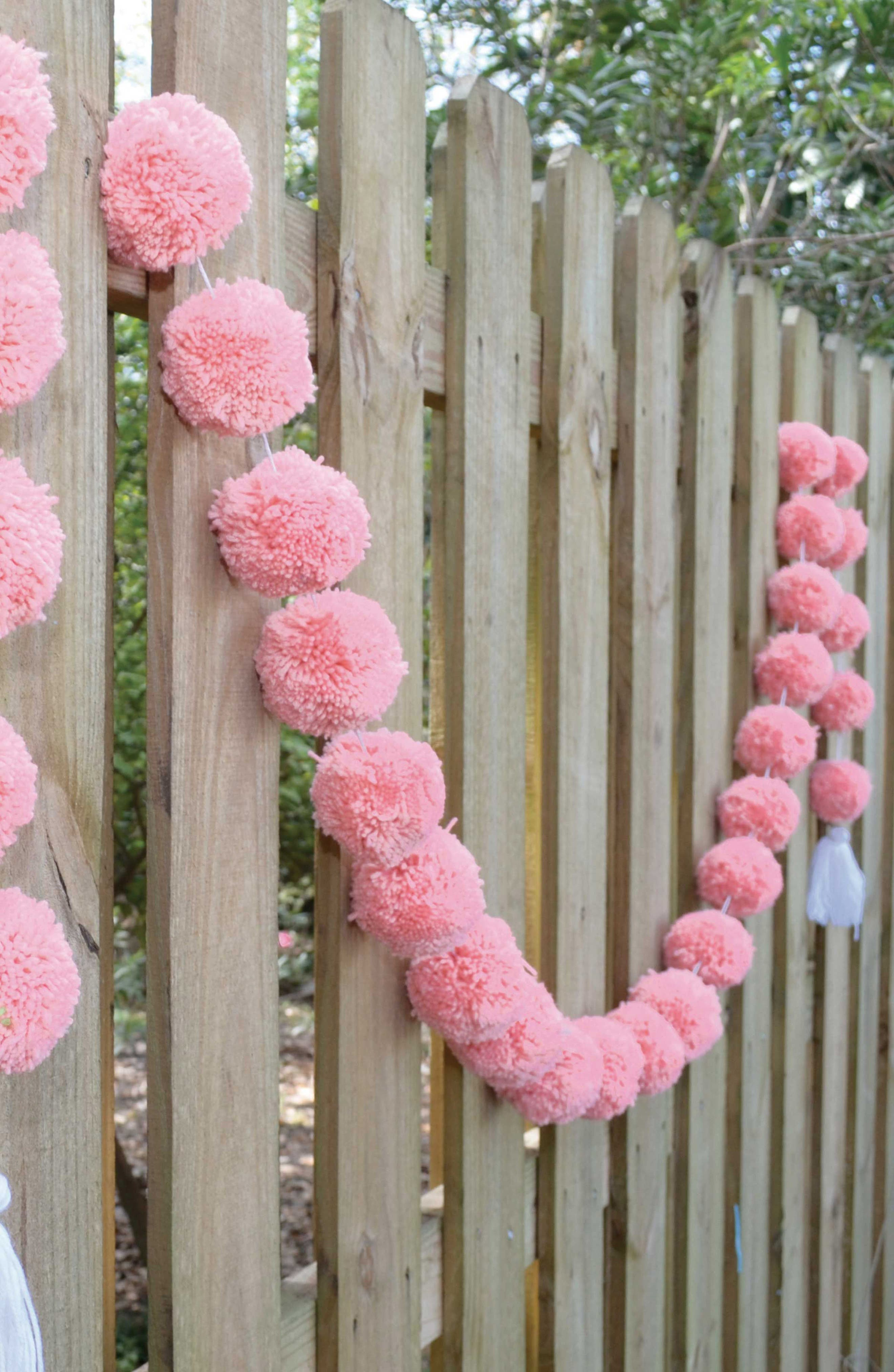 Alternate Image 2  - O.B. Designs Pom Pom Bunting